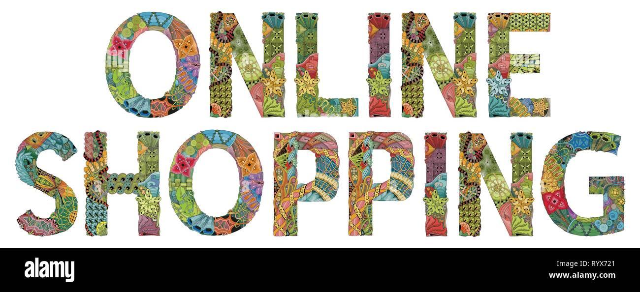 Hand Painted Art Design Hand Drawn Illustration Word Online