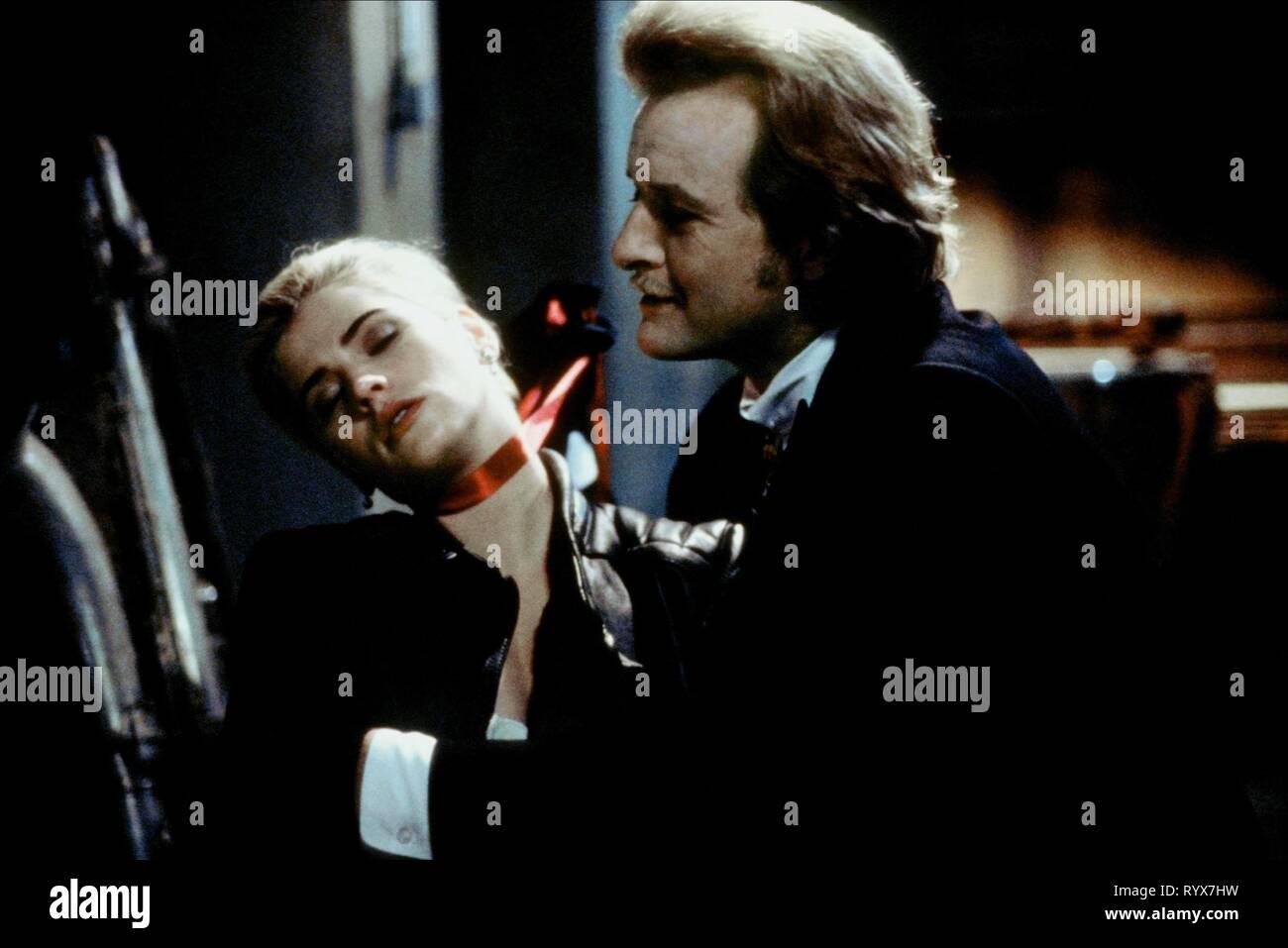 SWANSON,HAUER, BUFFY THE VAMPIRE SLAYER, 1992 - Stock Image