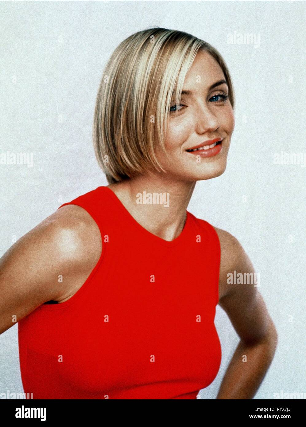 CAMERON DIAZ, THERE'S SOMETHING ABOUT MARY, 1998 - Stock Image
