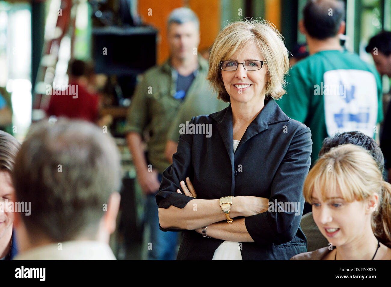 NANCY MEYERS, IT'S COMPLICATED, 2009 - Stock Image