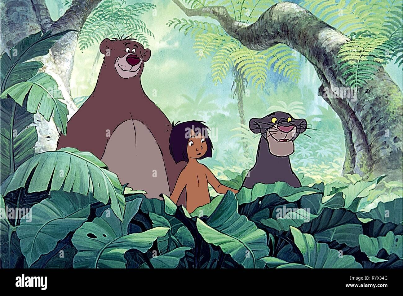 Baloo Jungle Book Stock Photos Baloo Jungle Book Stock