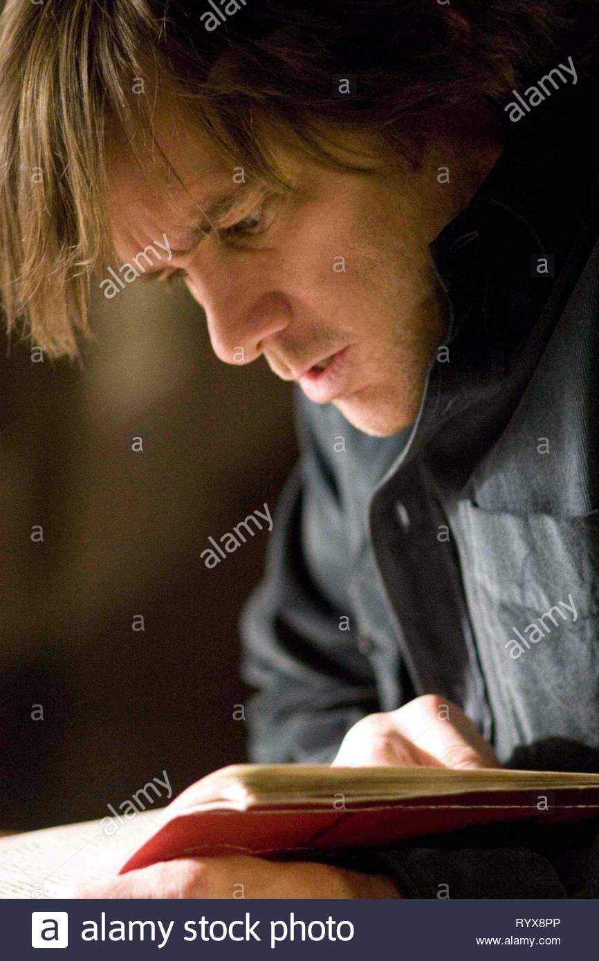 JIM CARREY, THE NUMBER 23, 2007 - Stock Image