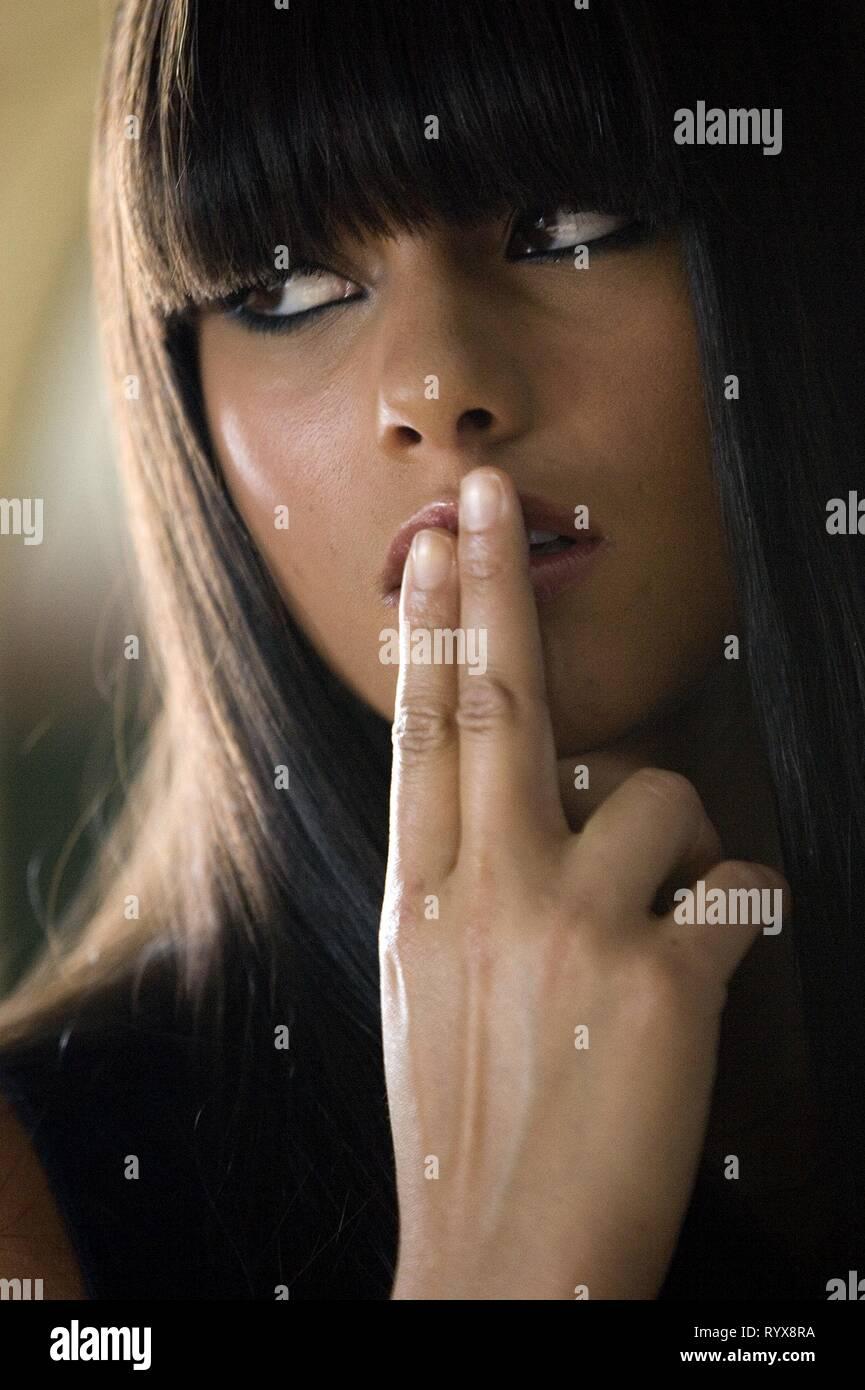 ALICIA KEYS, SMOKIN' ACES, 2006 - Stock Image
