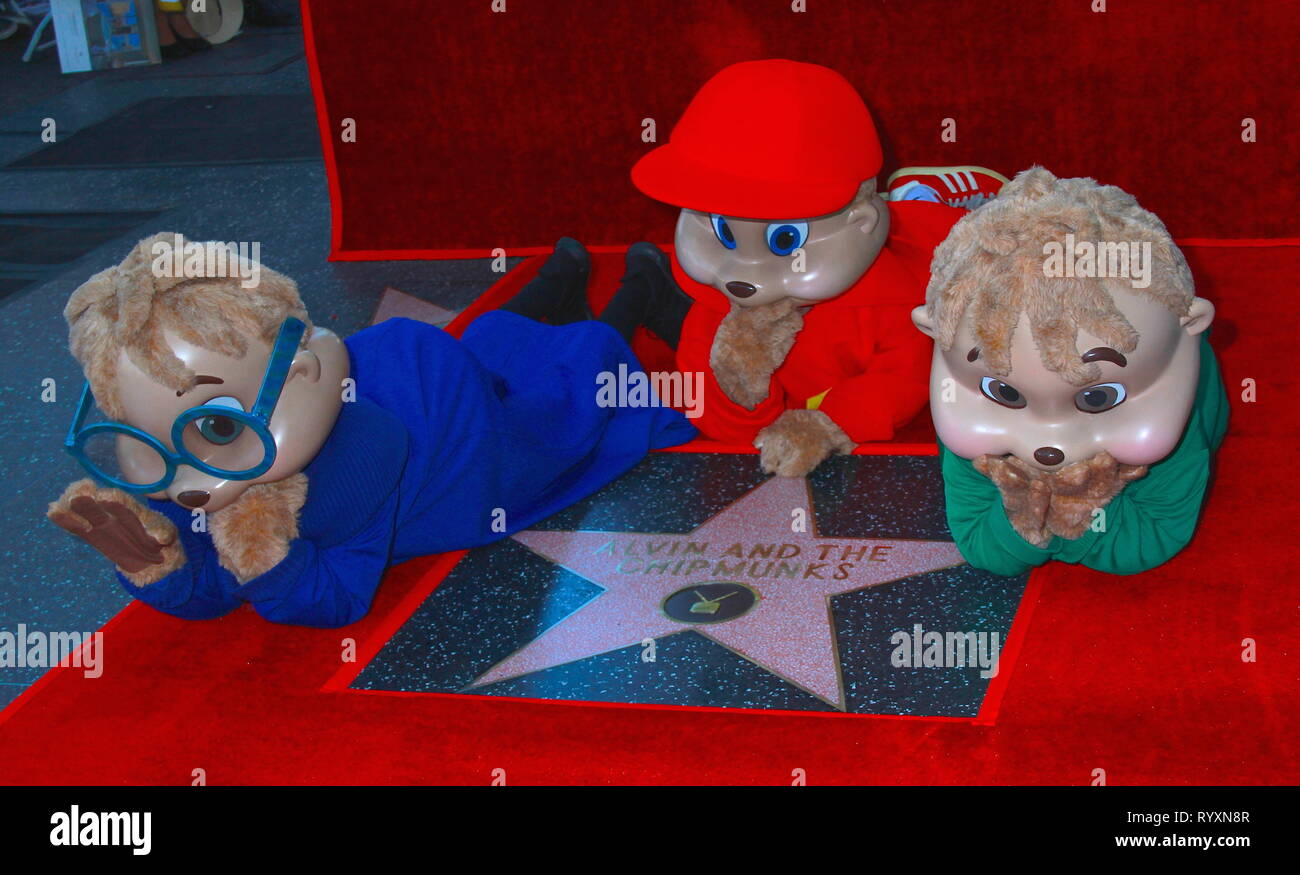 Page 3 Alvin And The Chipmunks High Resolution Stock Photography And Images Alamy