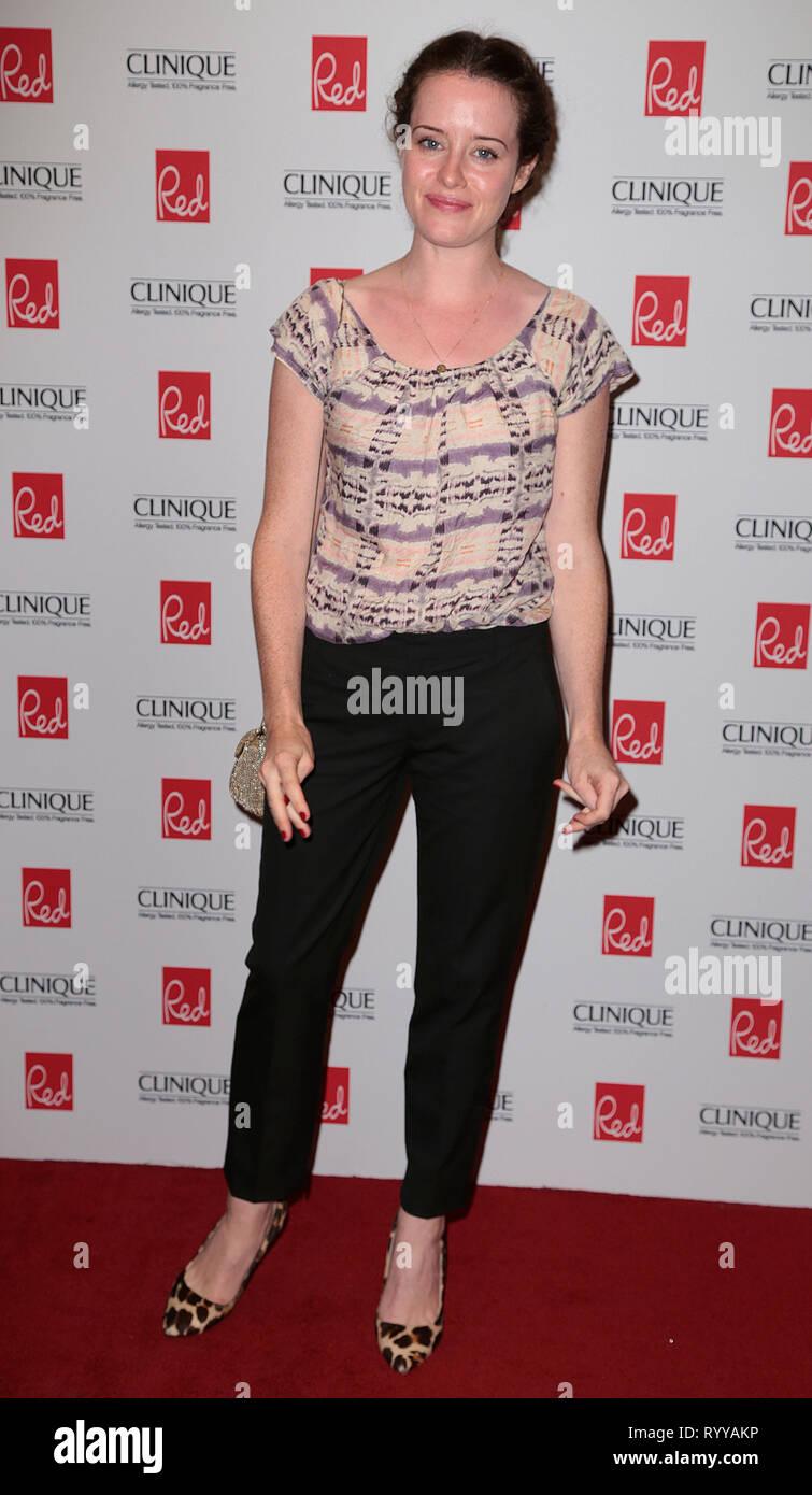 Sep 03, 2014 - London, England, UK - Red Women Of The Year Awards , The Ham Yard Hotel, Soho, London Photo Shows: Lea Carreno - Stock Image