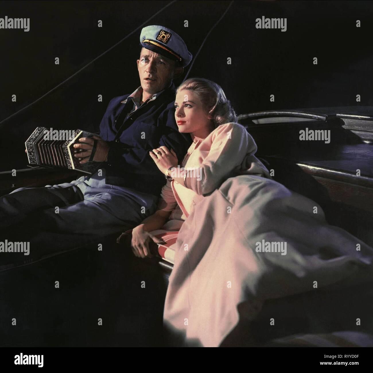 CROSBY,KELLY, HIGH SOCIETY, 1956 - Stock Image