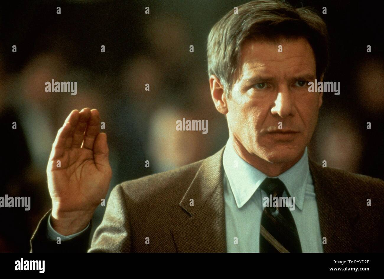Harrison Ford Clear And Present Danger 1994 Stock Photo Alamy