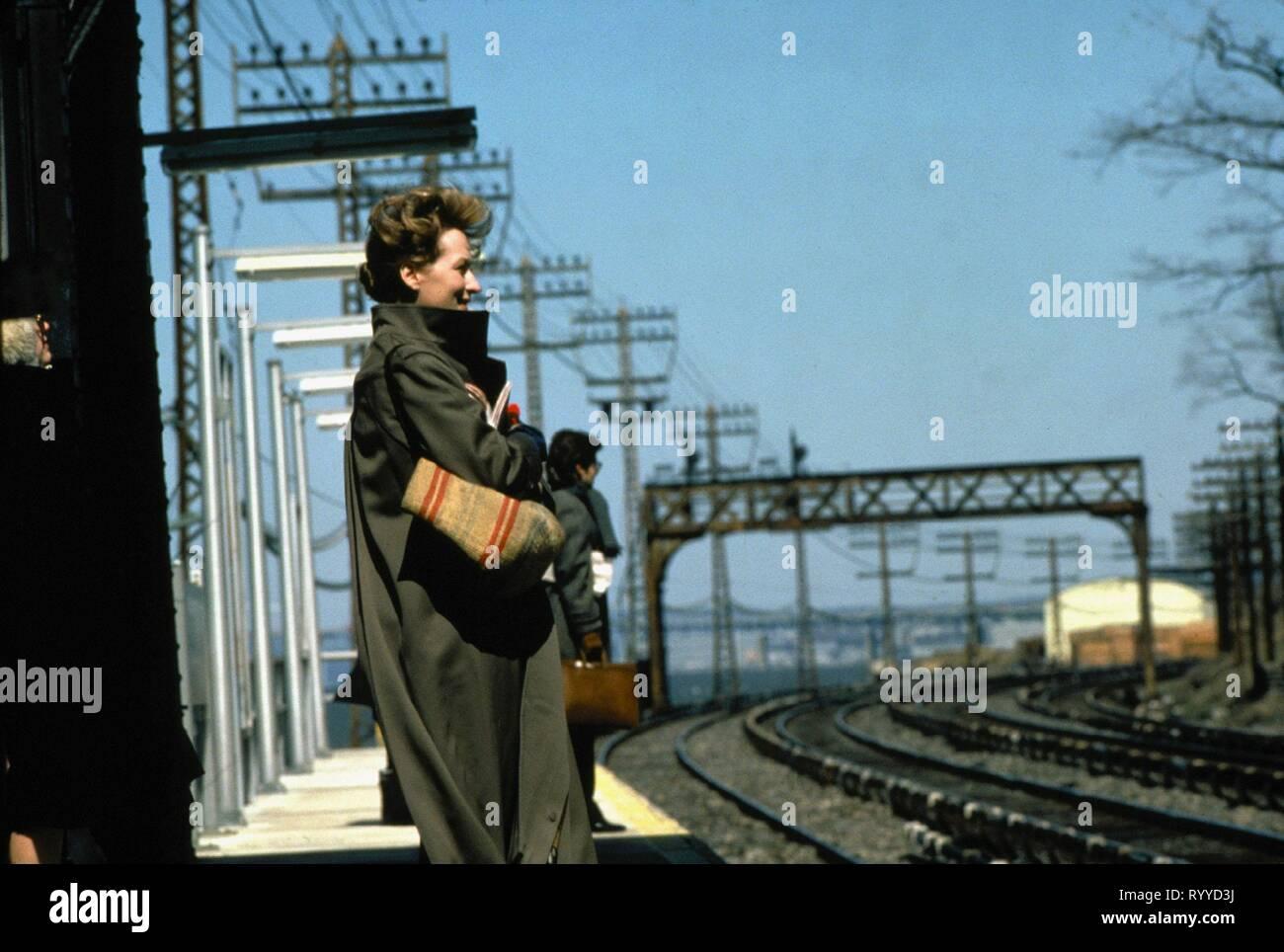 MERYL STREEP, FALLING IN LOVE, 1984 - Stock Image