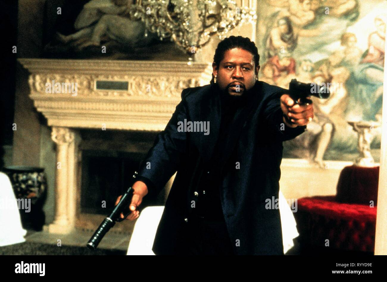 FOREST WHITAKER, GHOST DOG: WAY OF THE SAMURAI, 1999 - Stock Image