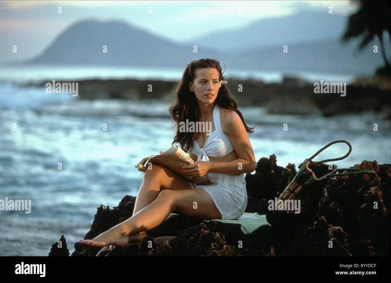 Kate Beckinsale Pearl Harbor 2001 Stock Photo Alamy