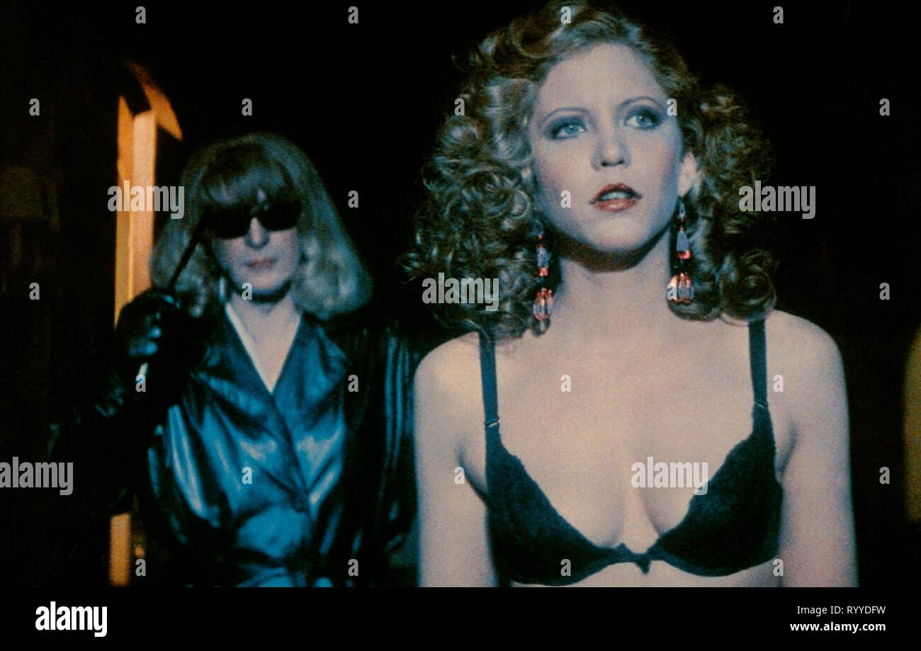 CAINE,ALLEN, DRESSED TO KILL, 1980 - Stock Image