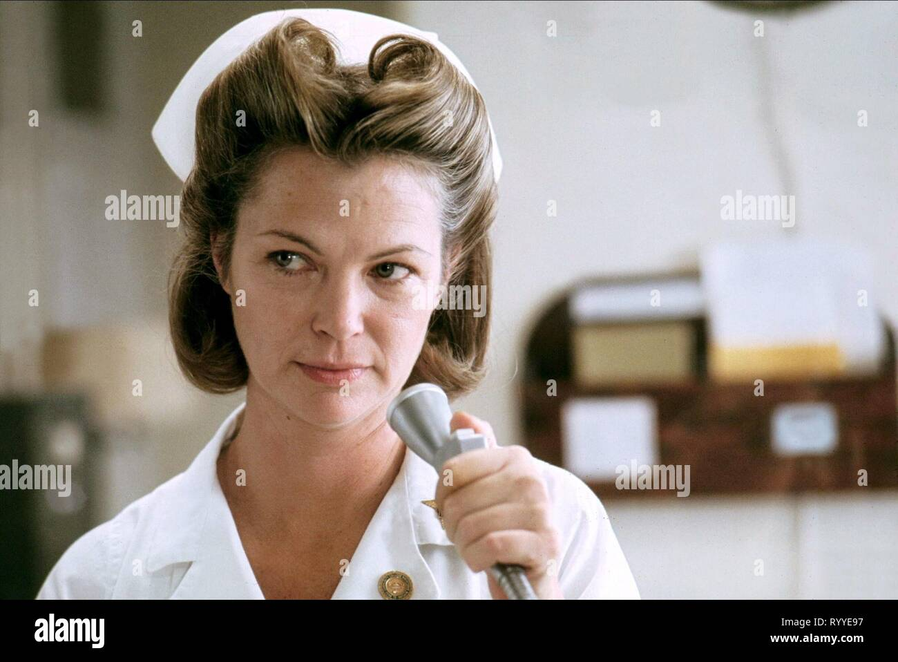 LOUISE FLETCHER, ONE FLEW OVER THE CUCKOO'S NEST, 1975 - Stock Image