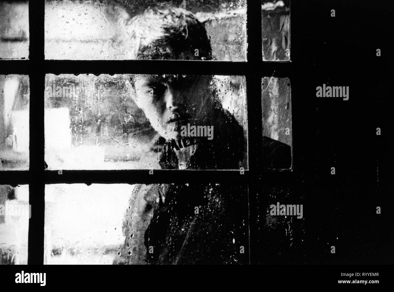 SAM RILEY, CONTROL, 2007 - Stock Image