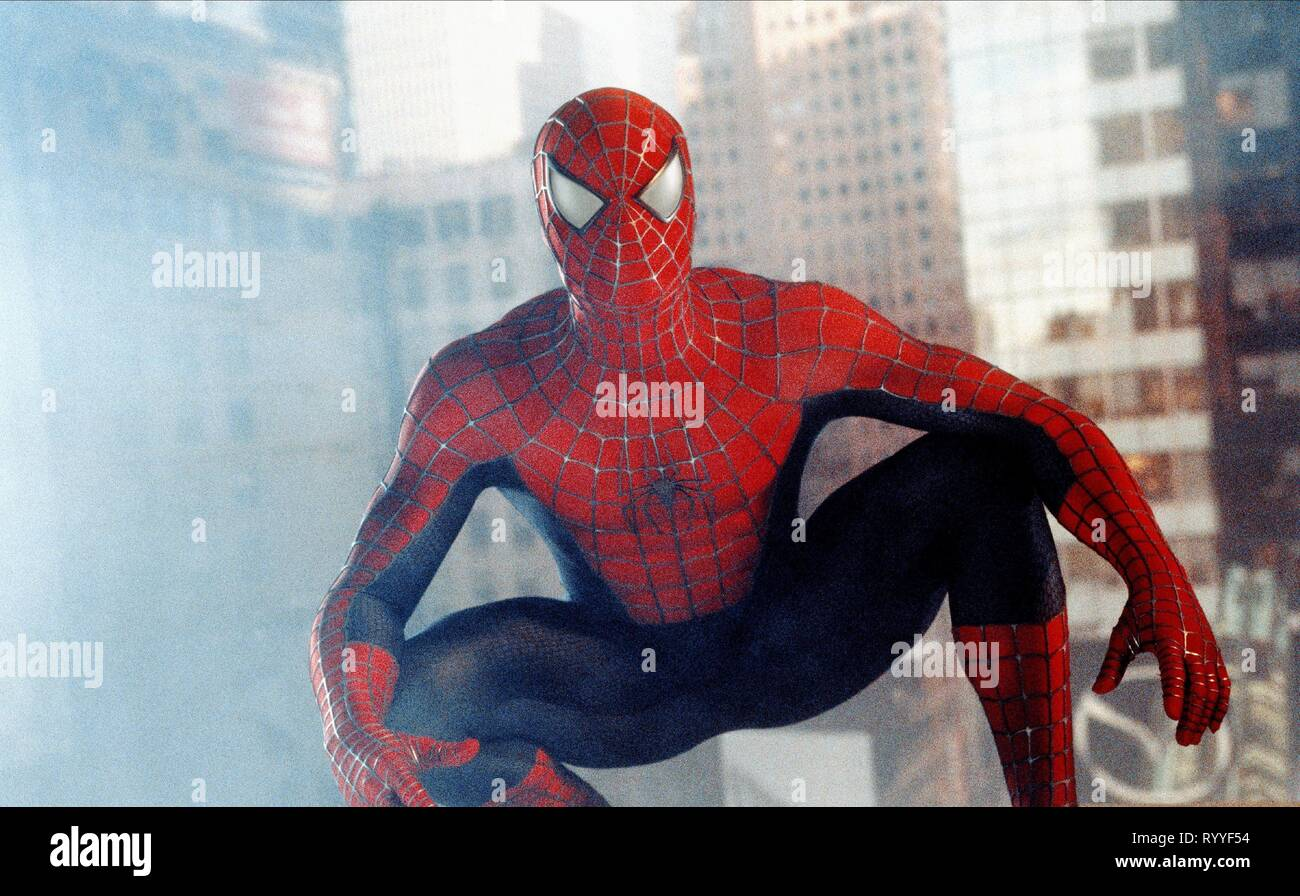 Spider Man High Resolution Stock Photography And Images Alamy