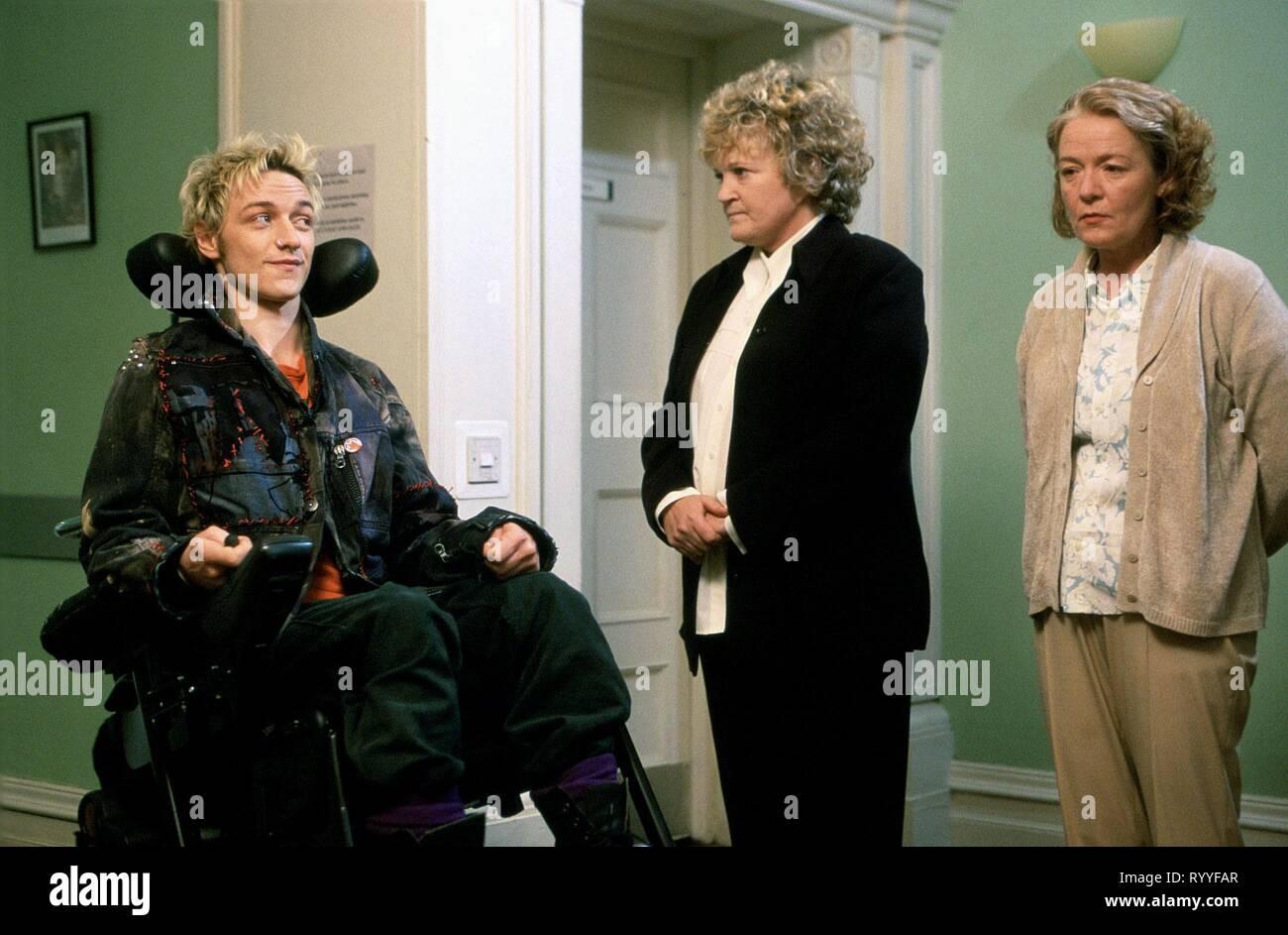 MCAVOY,FRICKER,MCCABE, INSIDE I'M DANCING, 2004 - Stock Image