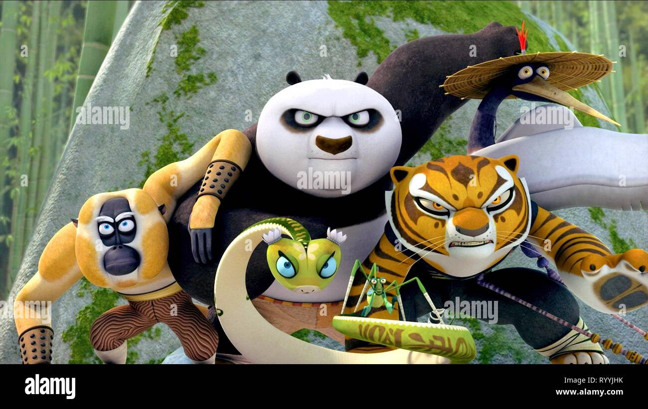 Kung Fu Panda 3 High Resolution Stock Photography And Images Alamy