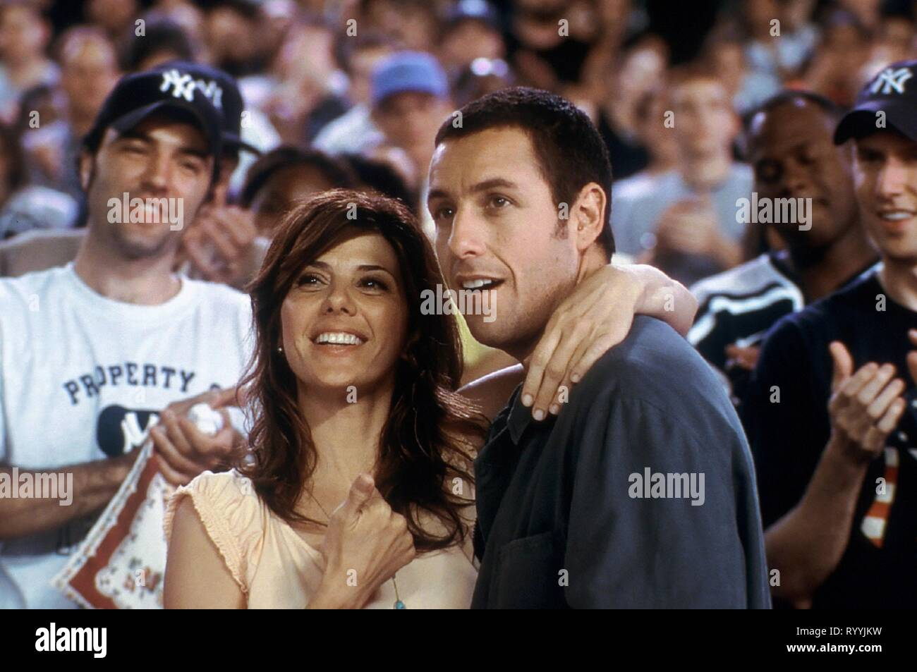 MARISA TOMEI, ADAM SANDLER, ANGER MANAGEMENT, 2003 - Stock Image