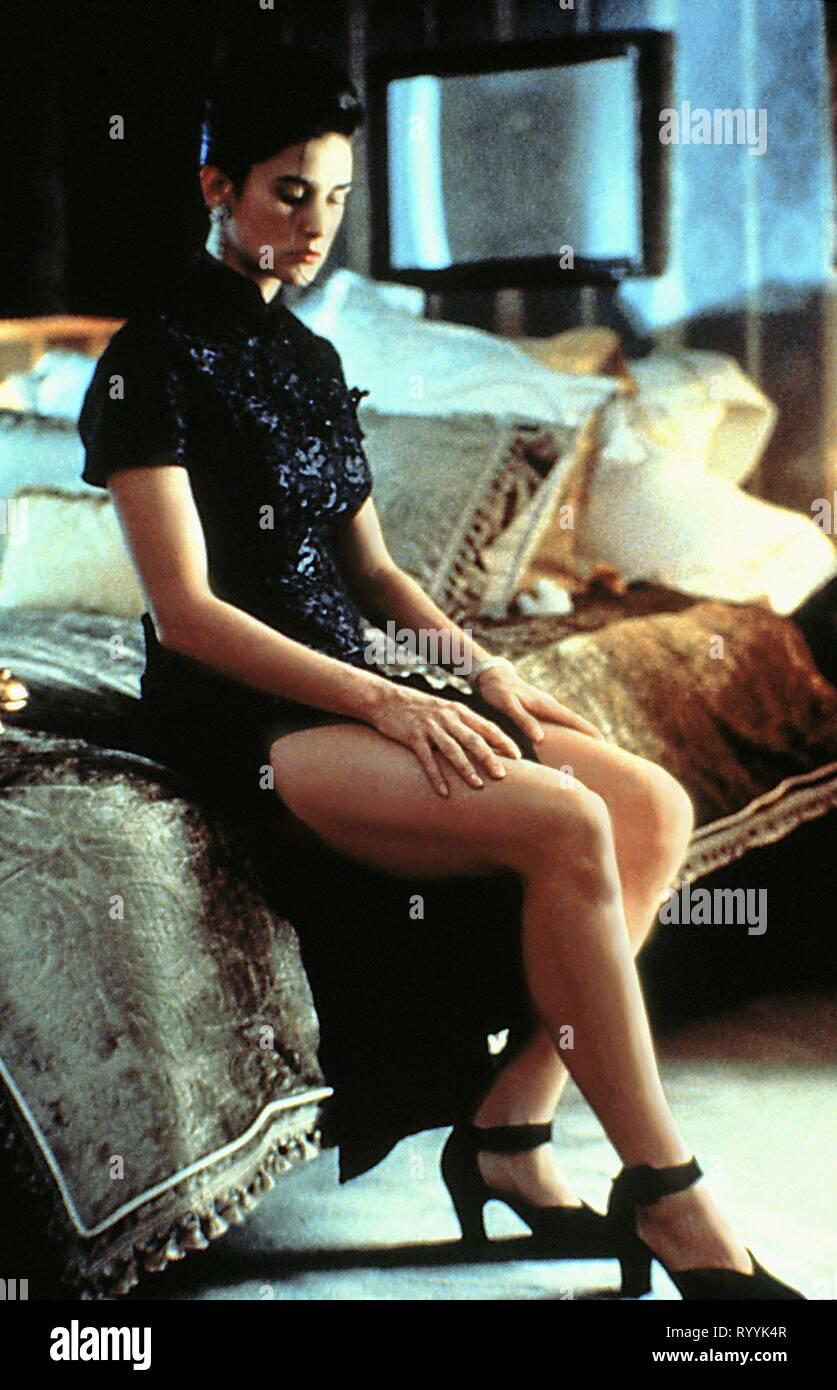 DEMI MOORE, INDECENT PROPOSAL, 1993 - Stock Image
