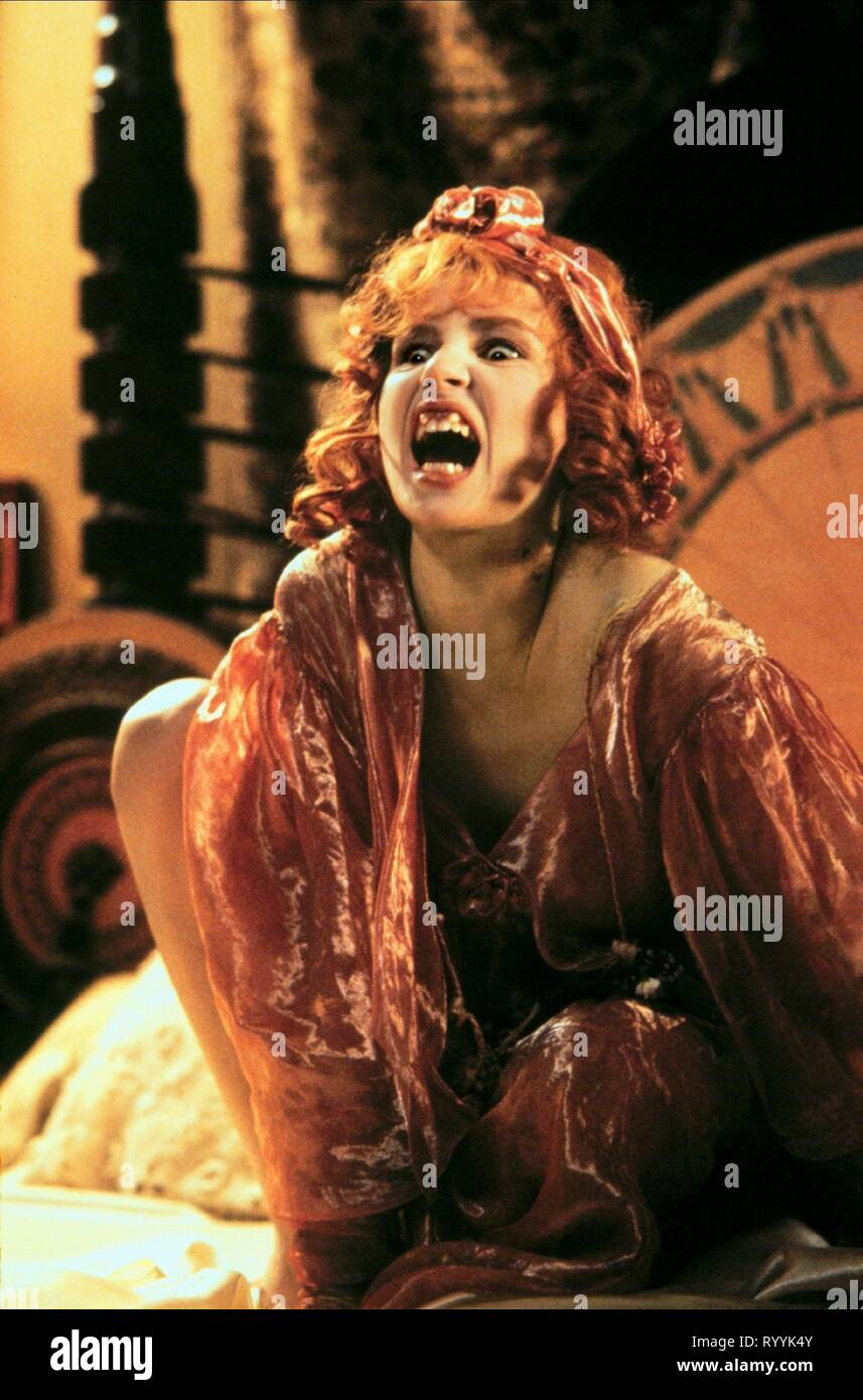 Sadie Frost Dracula 1992 Stock Image
