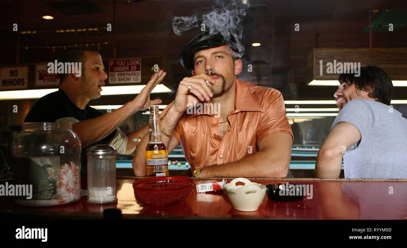 PETER BERG, BEN AFFLECK, MARTIN HENDERSON, SMOKIN' ACES, 2006 Stock Photo