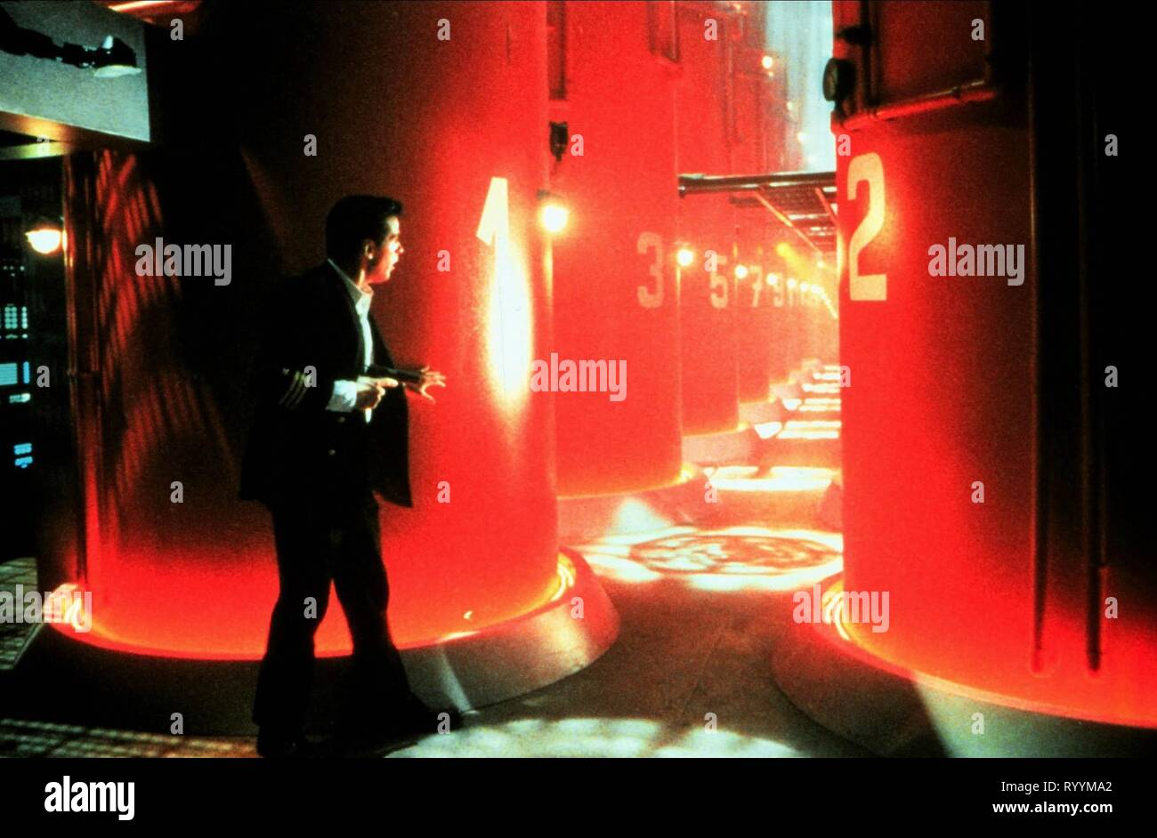 Alec Baldwin The Hunt For Red October 1990 Stock Photo Alamy