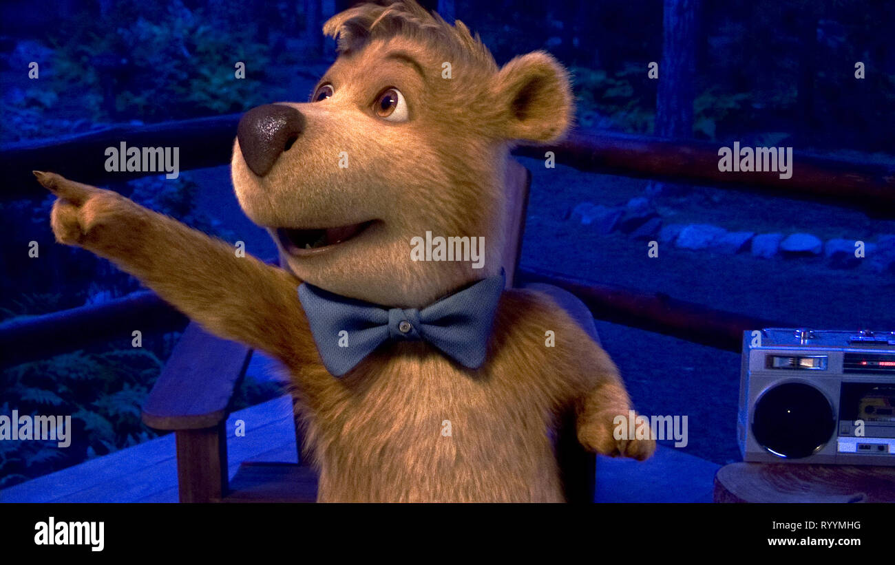 Yogi Bear High Resolution Stock Photography And Images Alamy