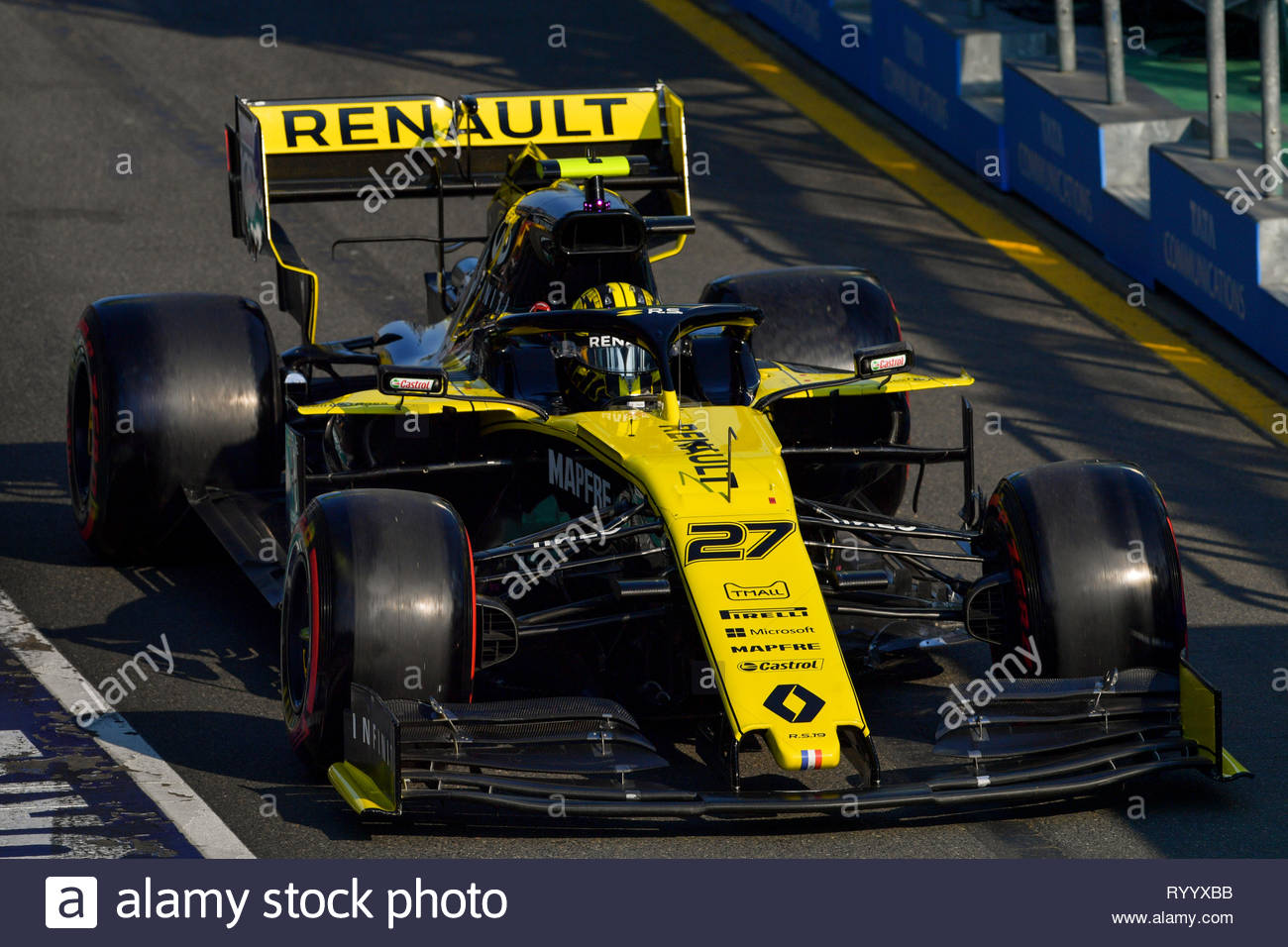 Melbourne, Australia  16th Mar, 2019  MELBOURNE GRAND PRIX