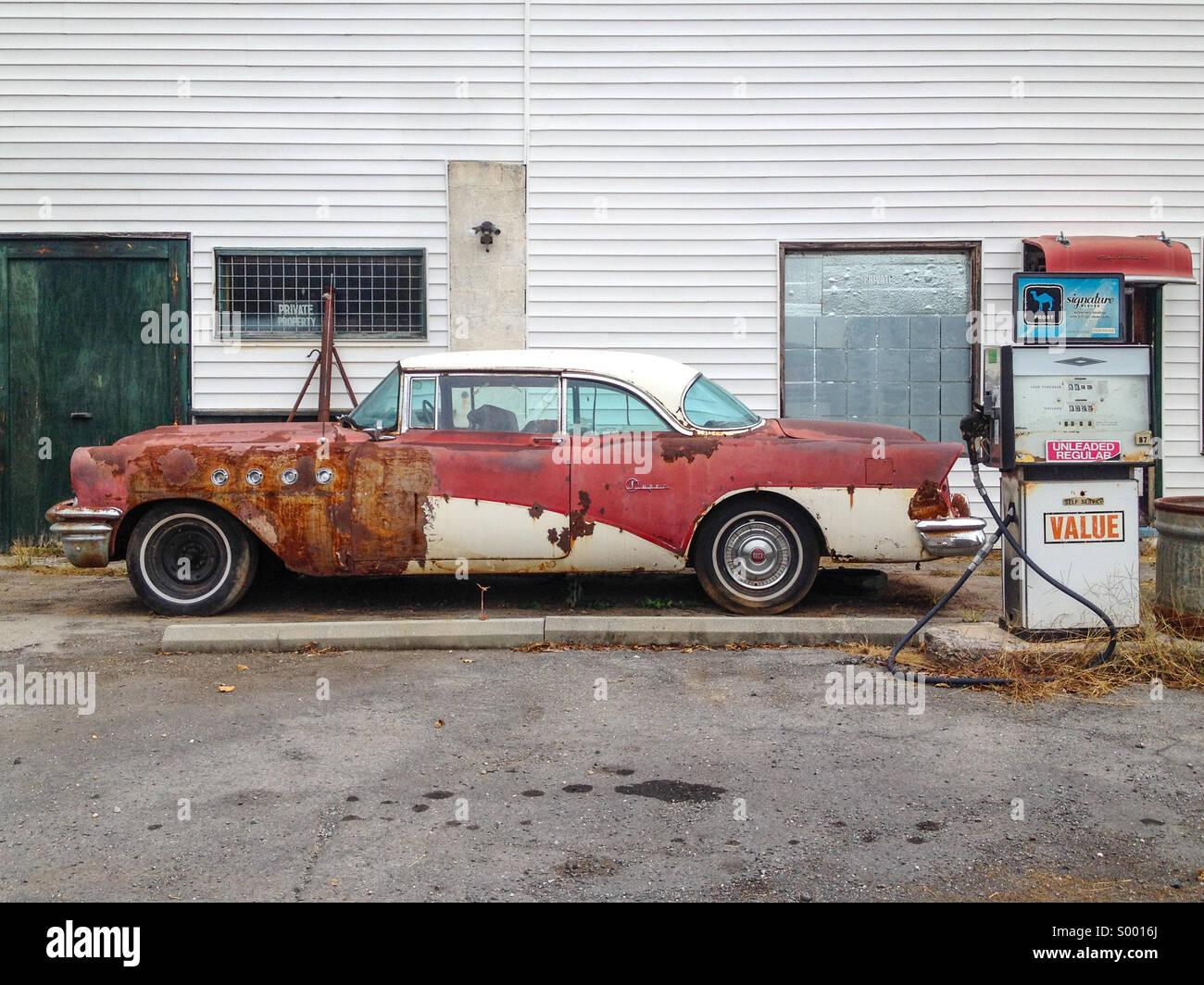 Old Buick Car Stock Photos & Old Buick Car Stock Images - Alamy
