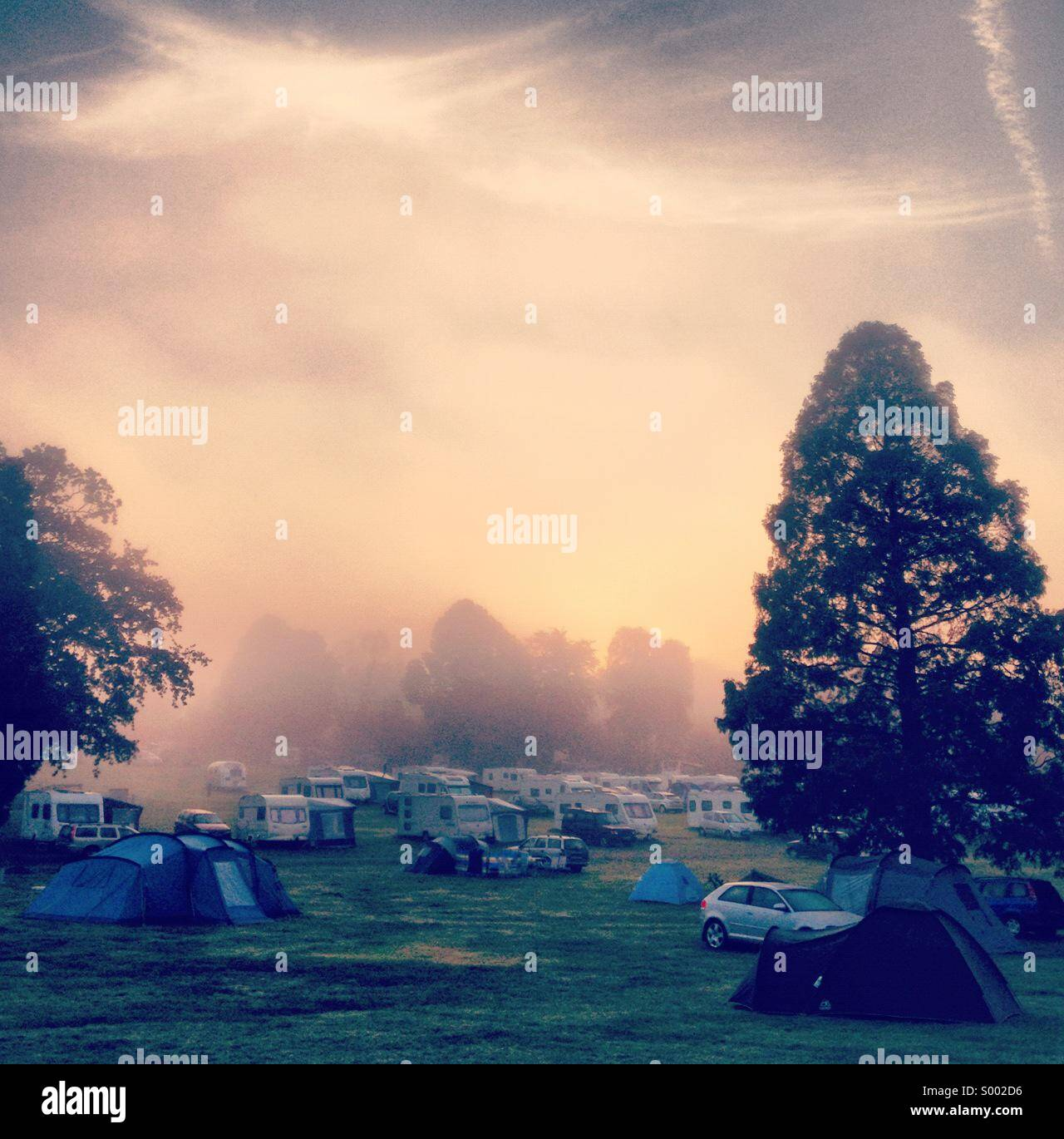 Trees Campsite Stock Photos Amp Trees Campsite Stock Images