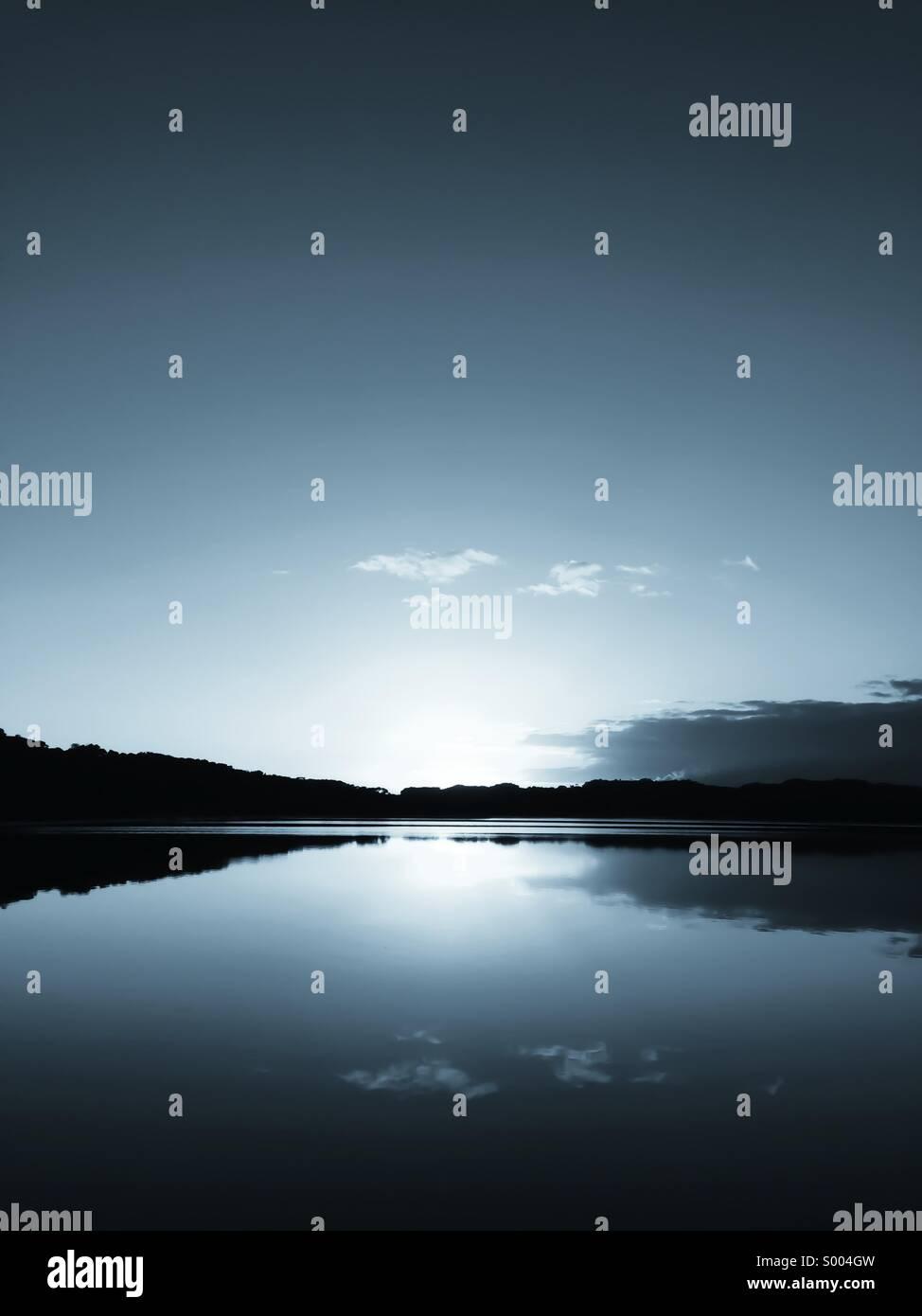 Moody Blues - Stock Image