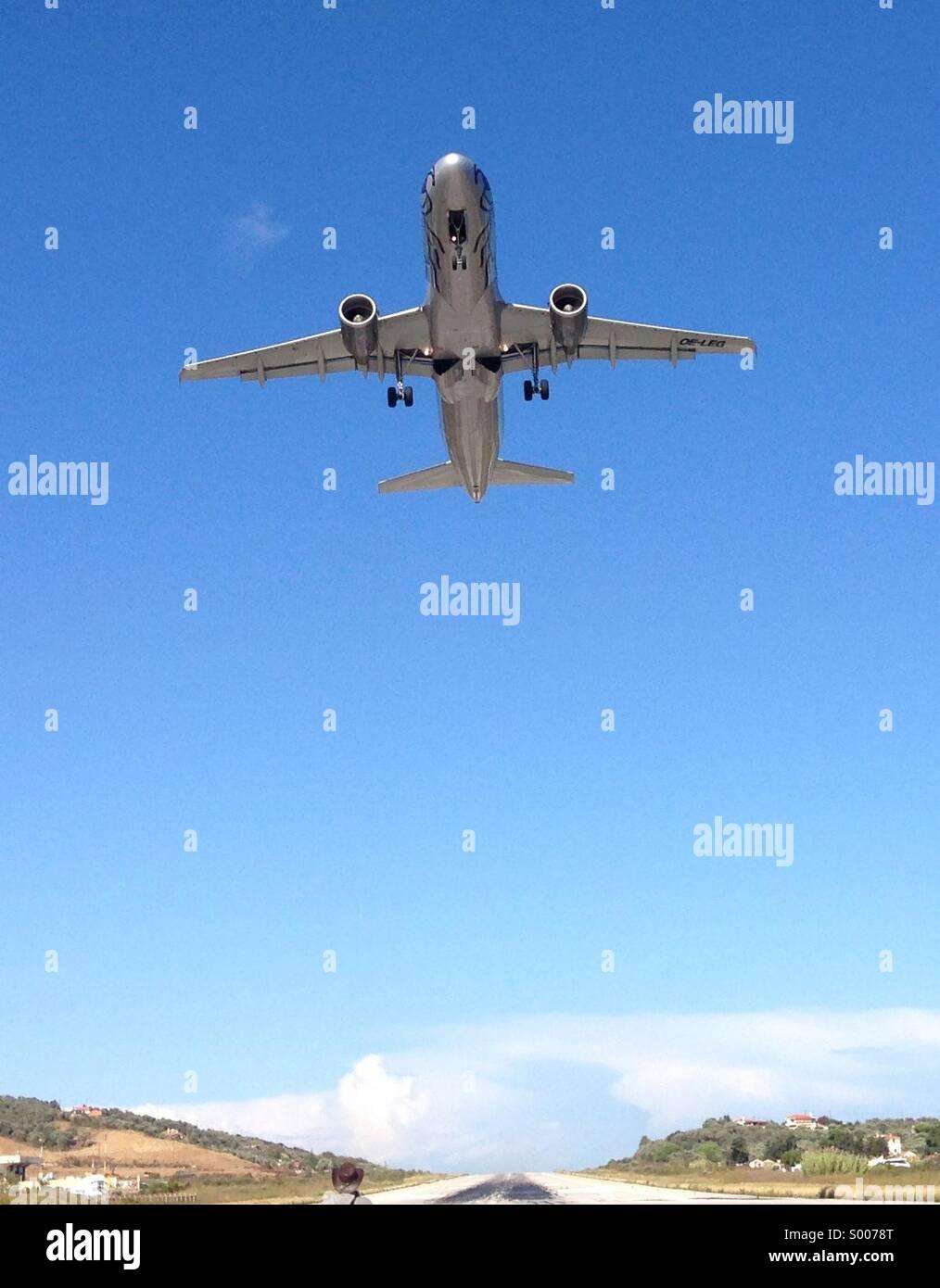 Flight - Stock Image