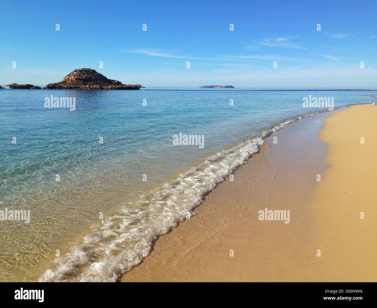 Coastal Heaven - Stock Image
