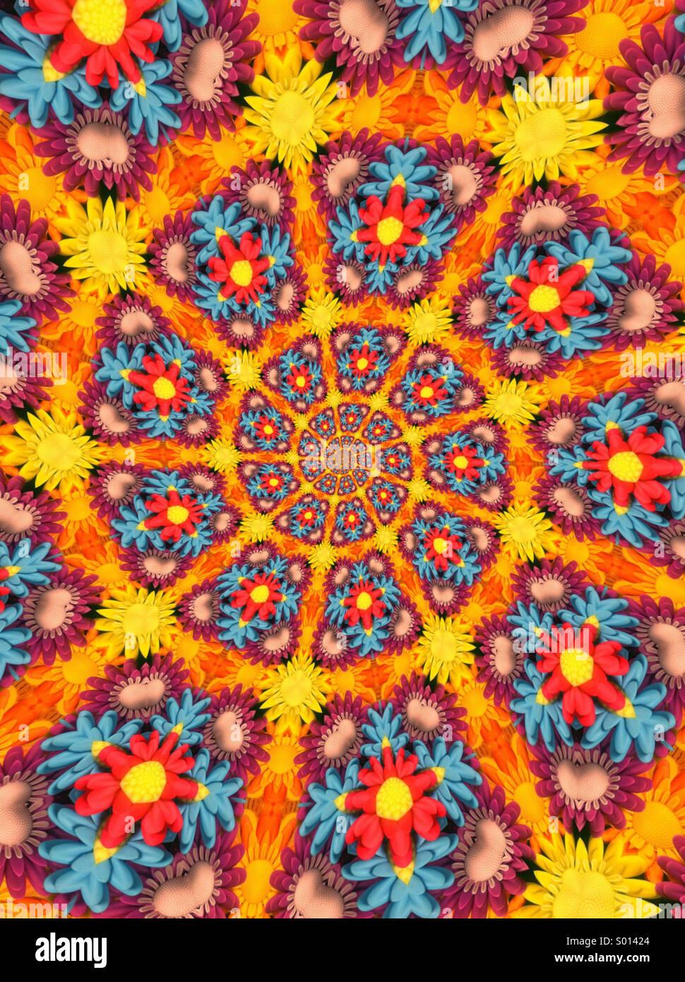 Kaleidoscope Patterns Amazing Inspiration Ideas