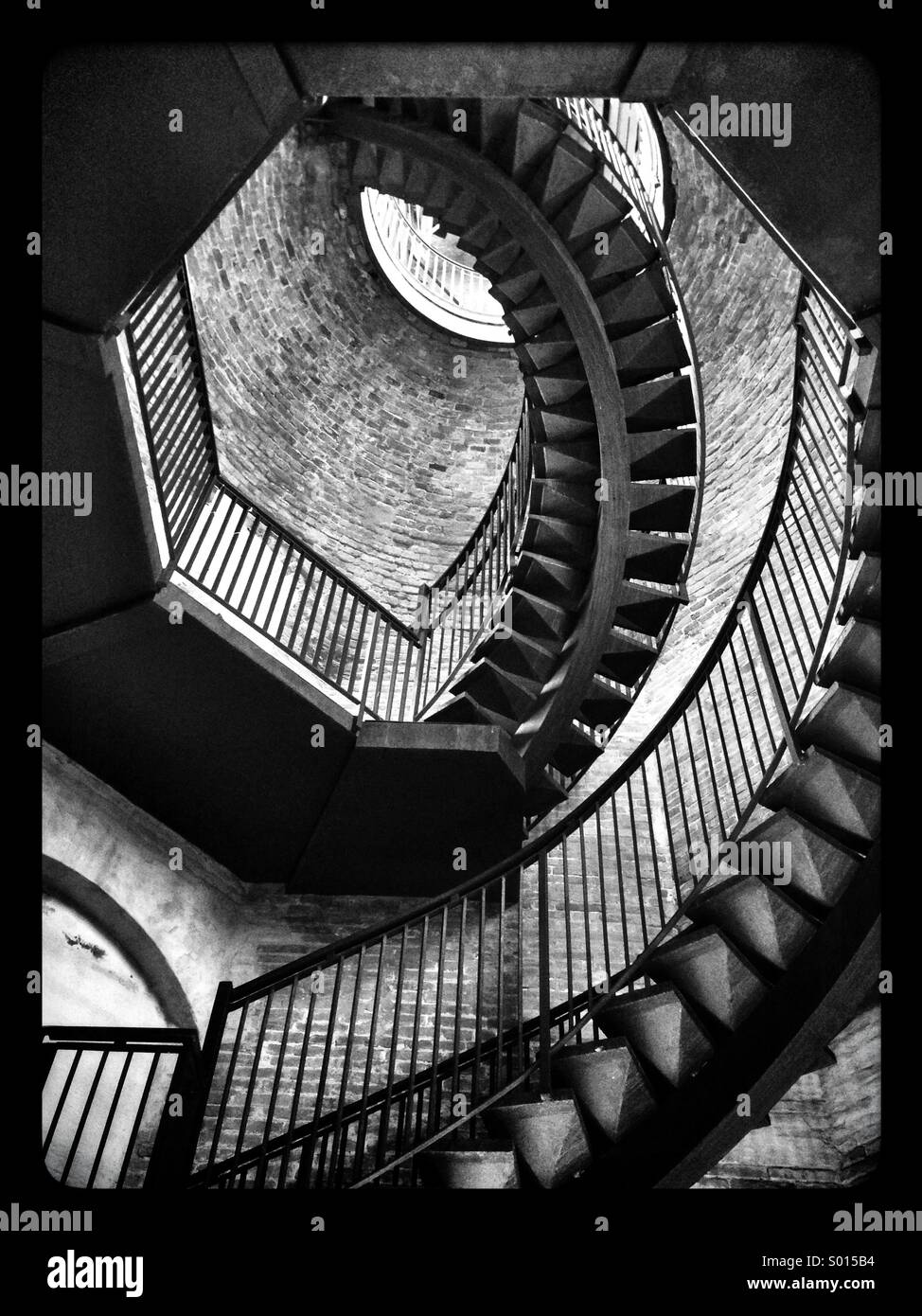 Stairs - Stock Image
