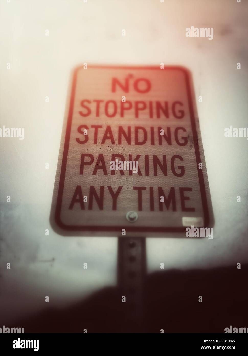 This Pretty Much Says It All >> This Sign Pretty Much Says It All Just Stay Away Road Sign In