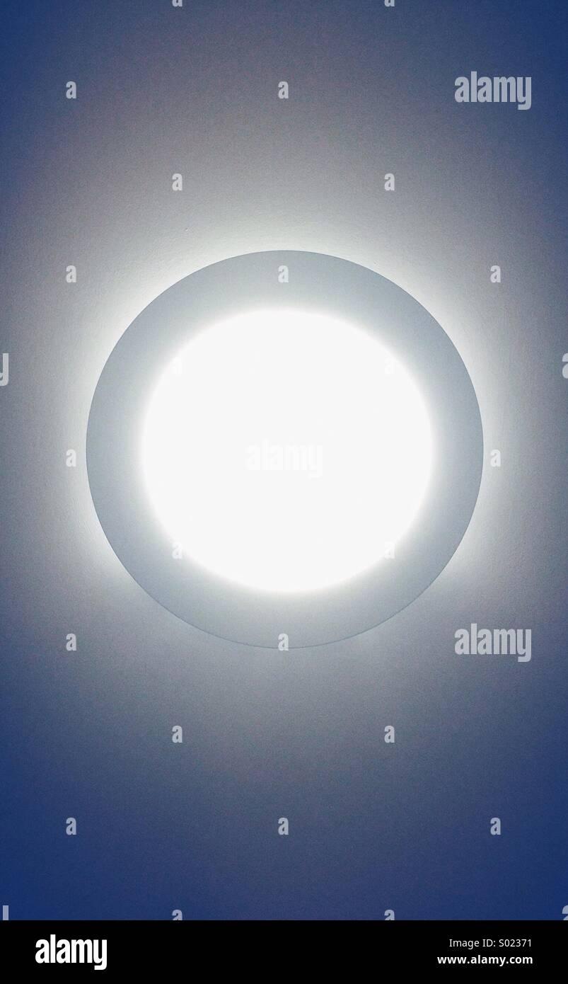 Light Circle - Stock Image