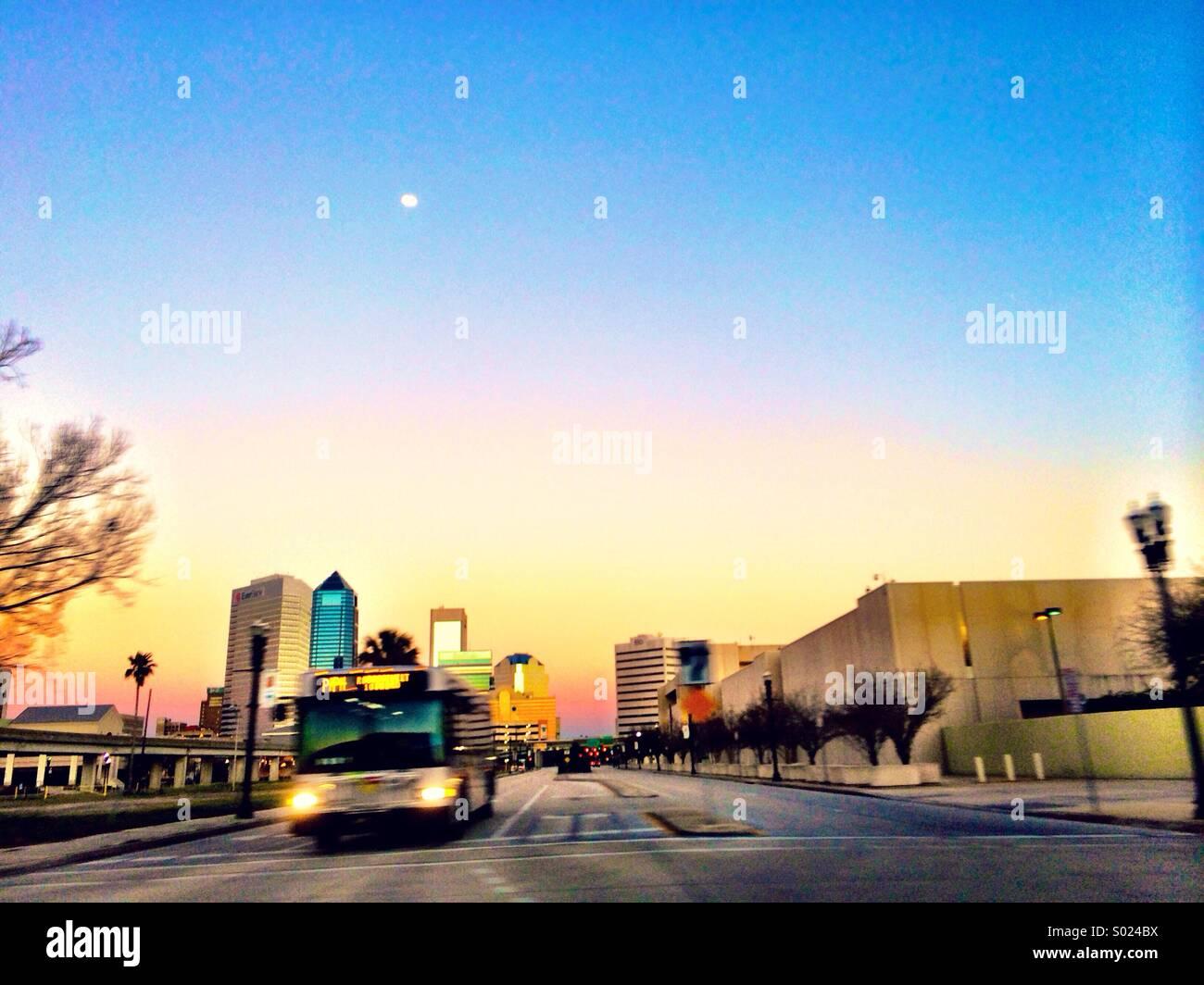 City Bus - Stock Image