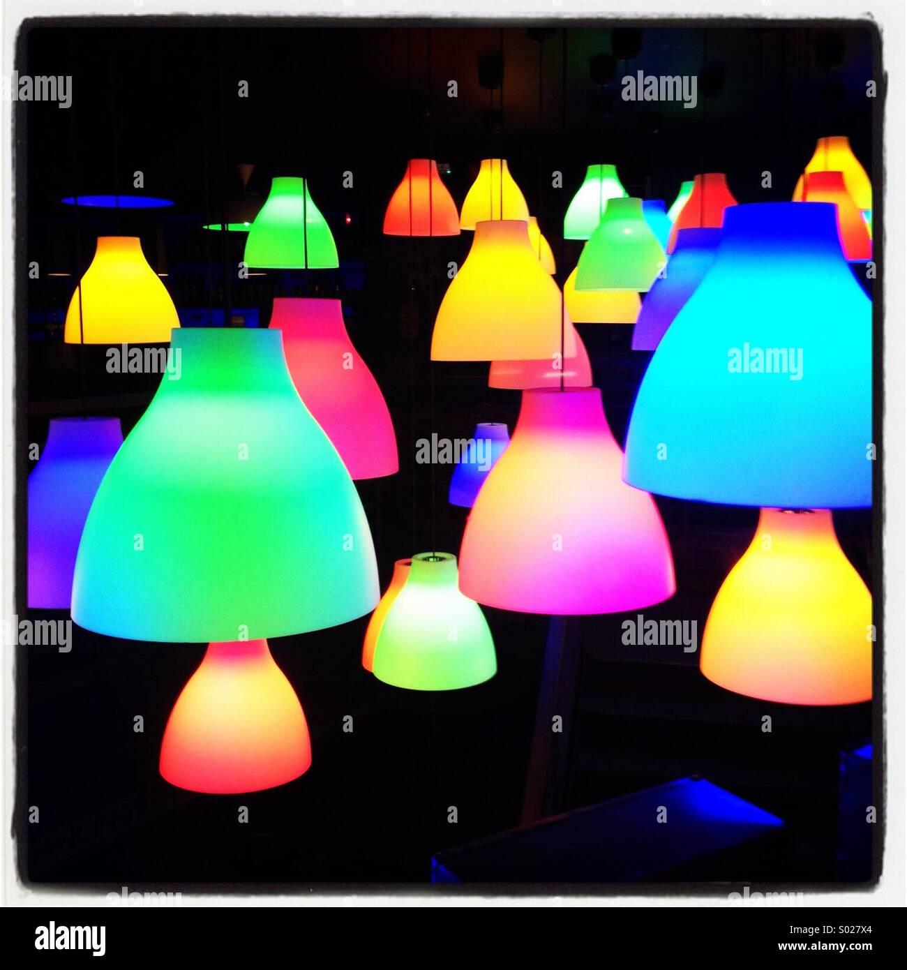 Neon Lamps