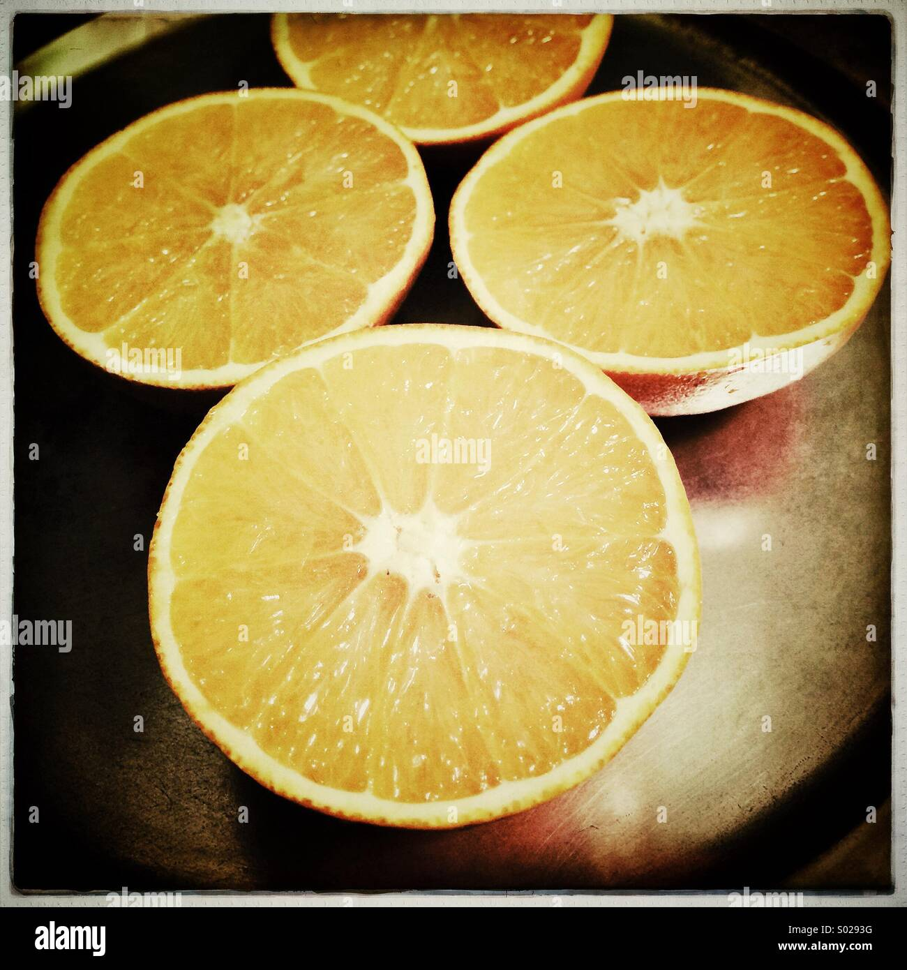 Oranges - Stock Image