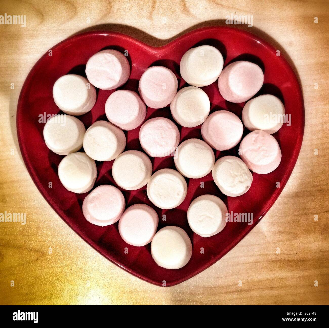 Valentine - Stock Image
