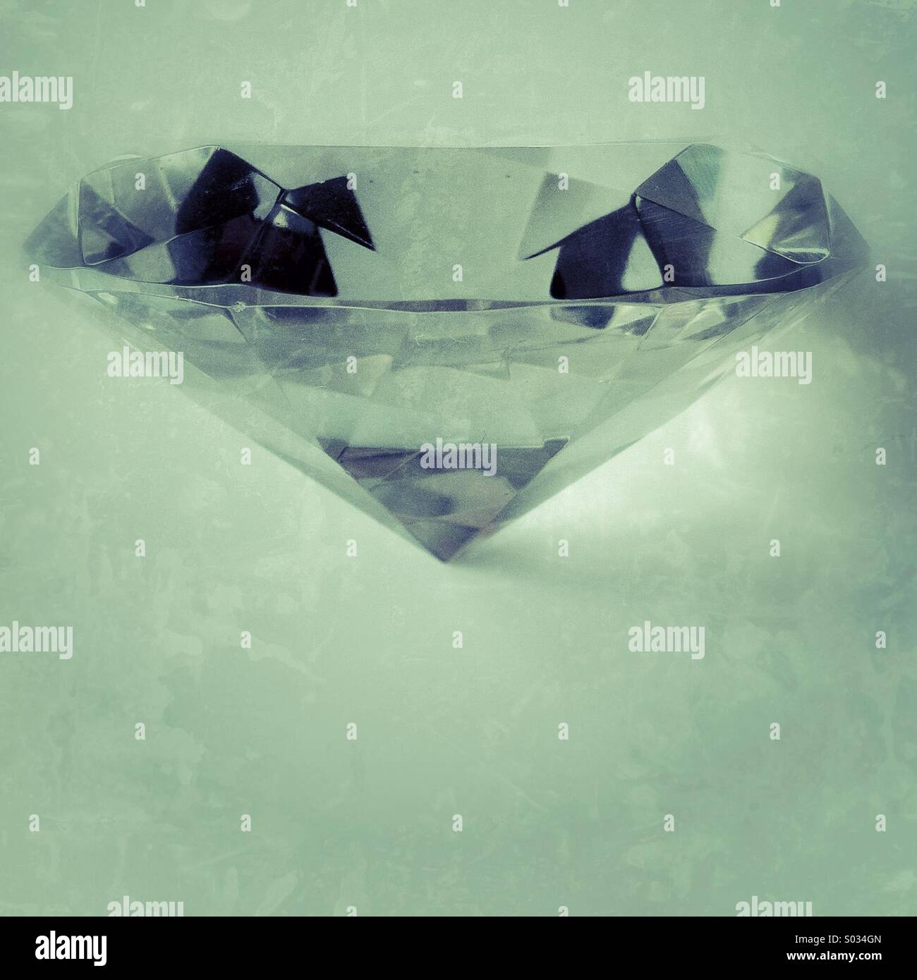 Diamond - Stock Image