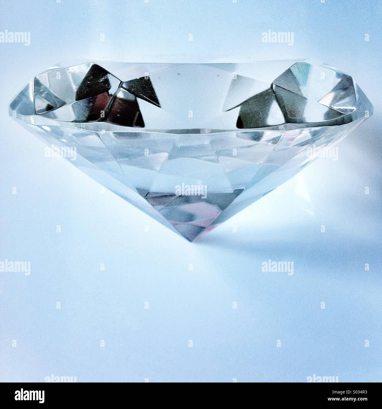 Diamond - Stock Image