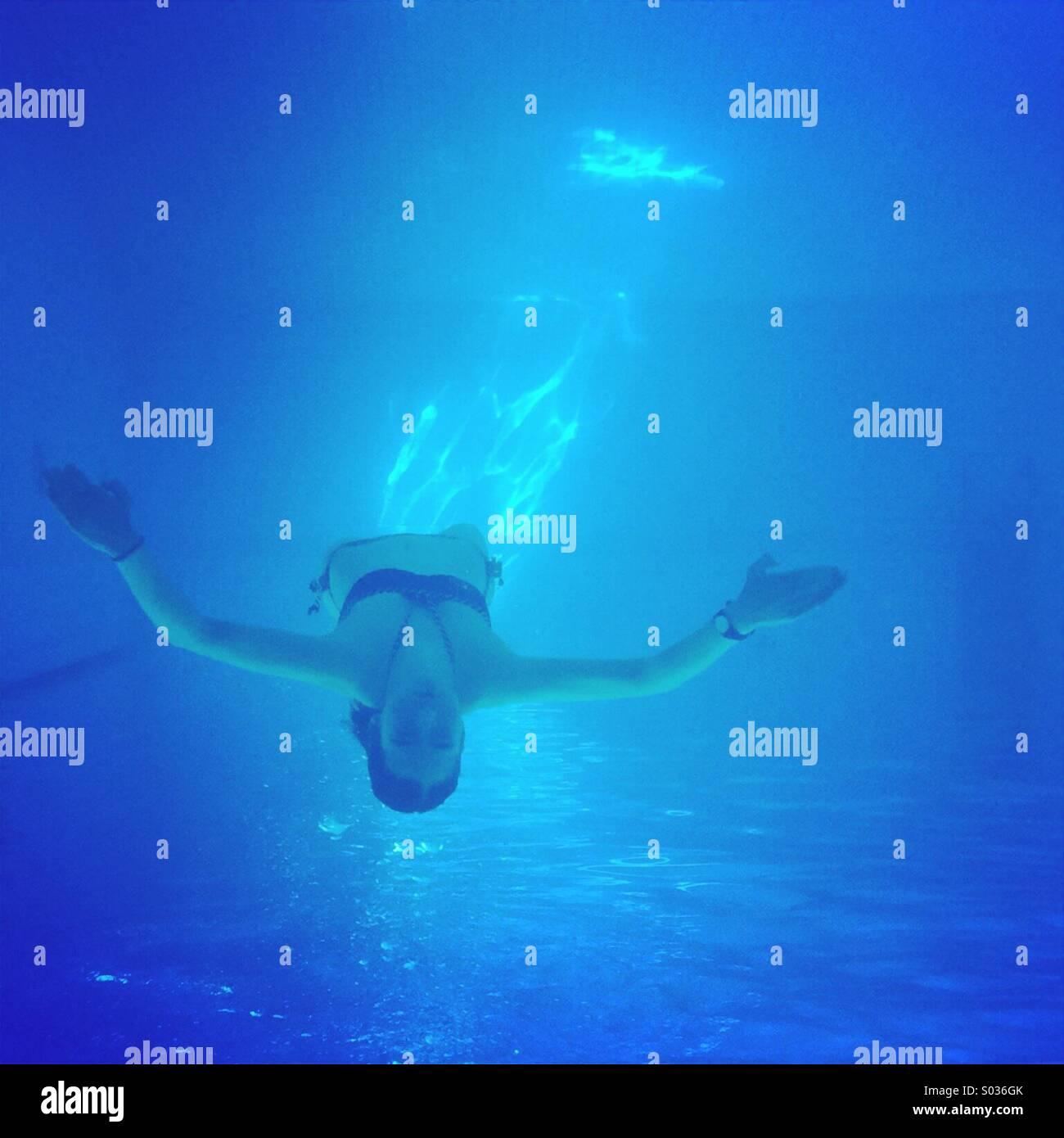 Mermaid - Stock Image
