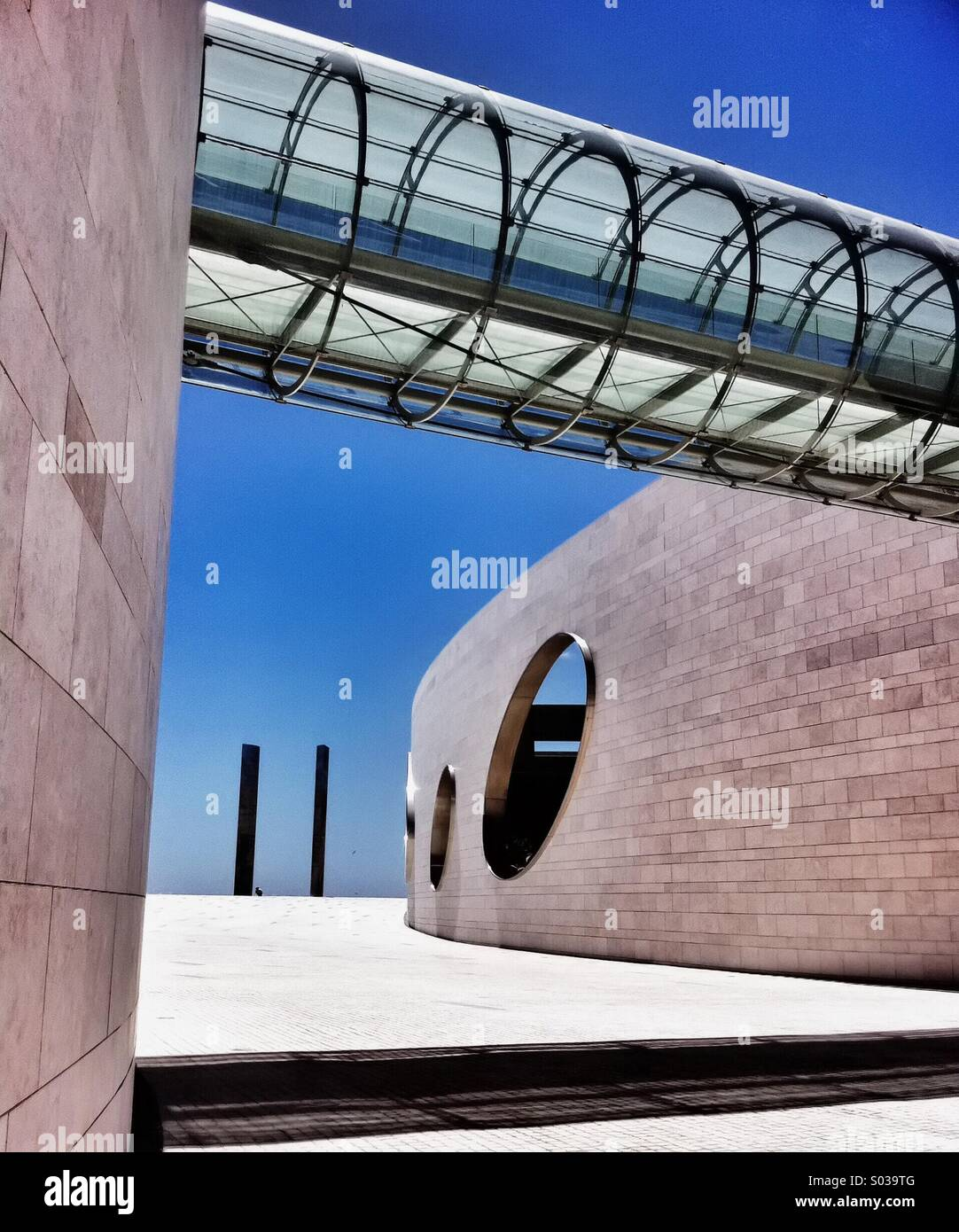 Champalimaud center for the unknown - Stock Image