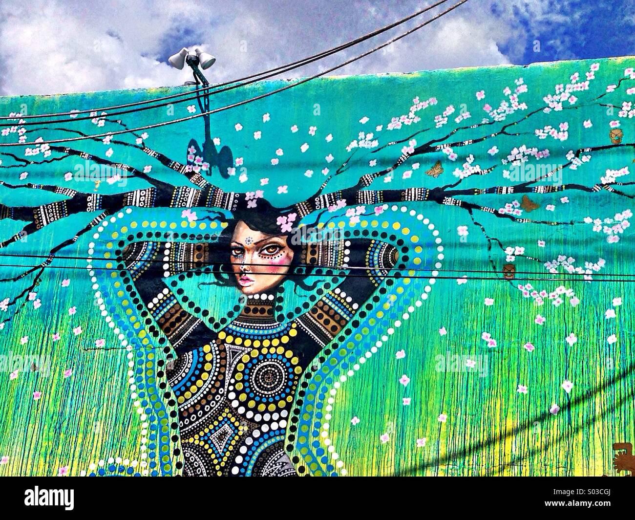 Wynwood Art District, Miami Florida Stock Photo: 309862354 - Alamy