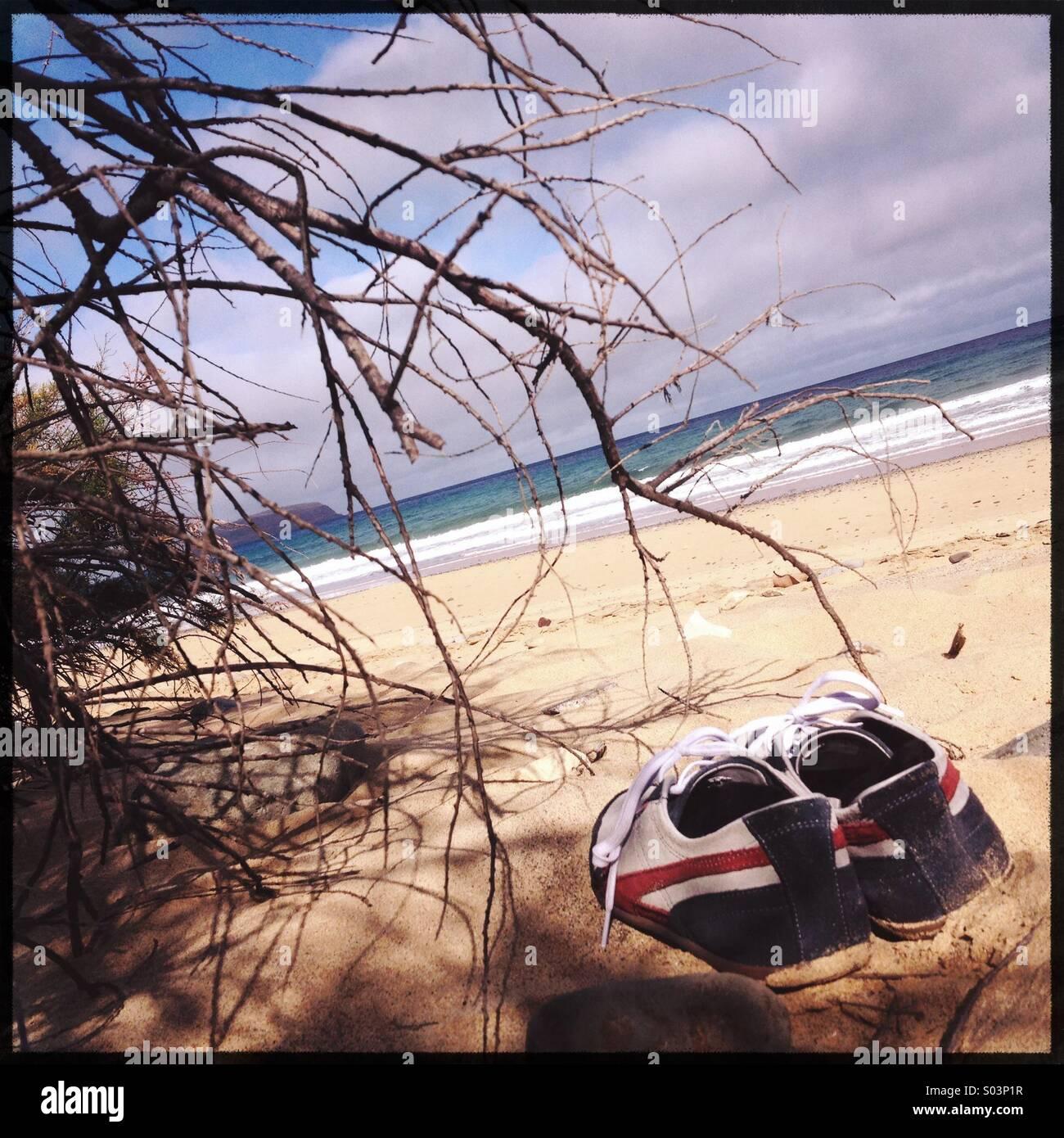 Heaven beach - Stock Image