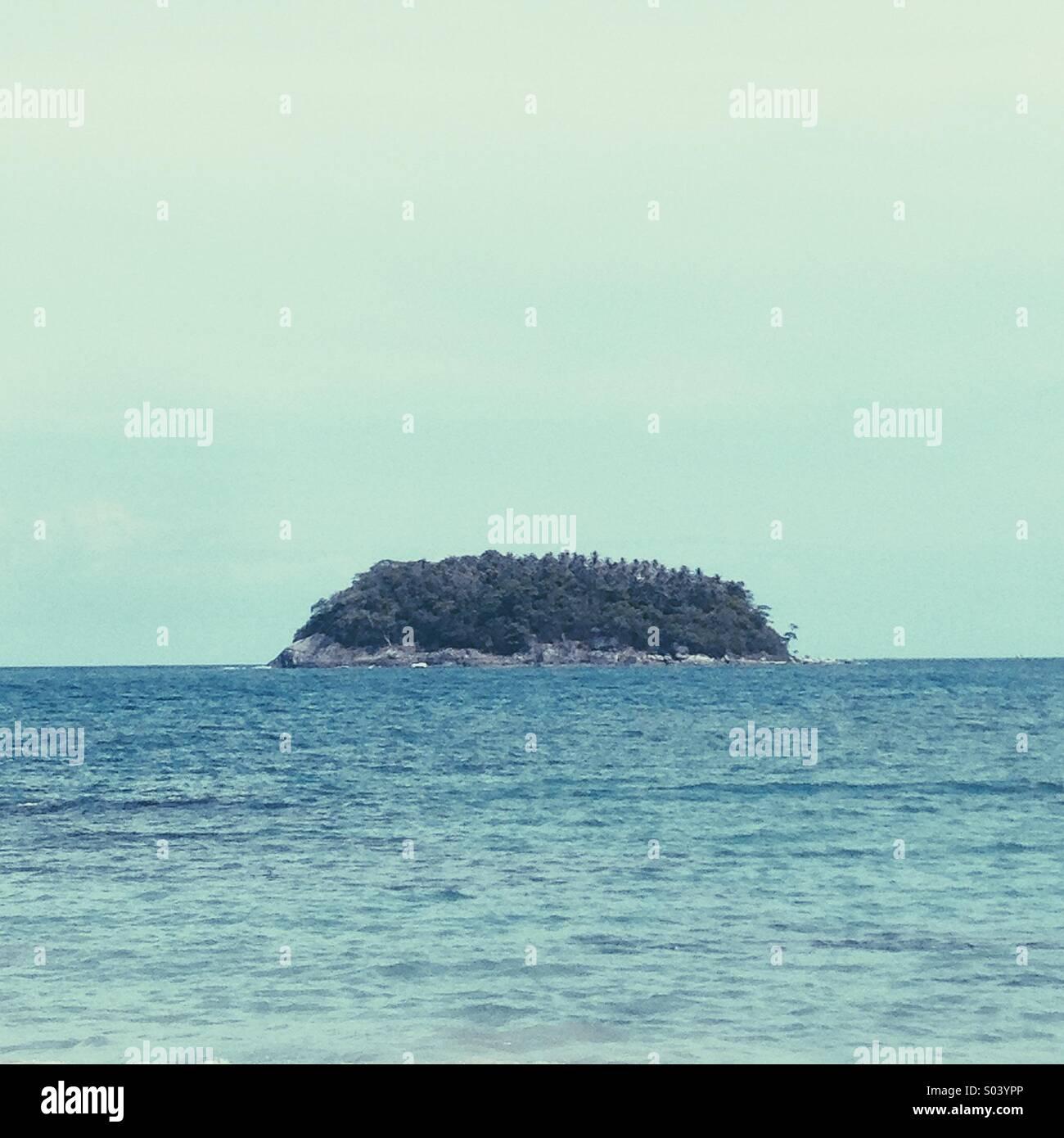 Koh Poo Island - Stock Image