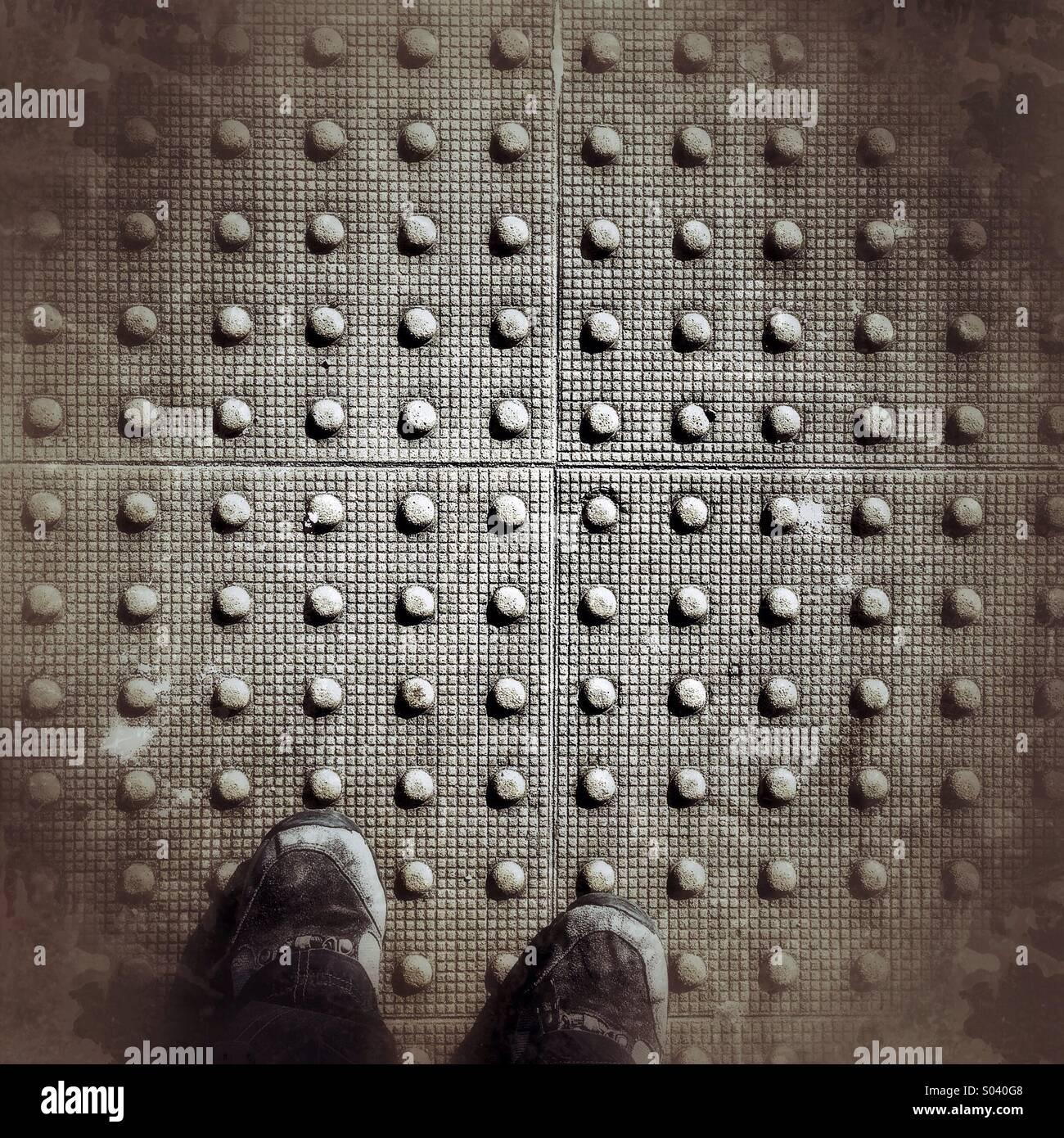 Floor - Stock Image