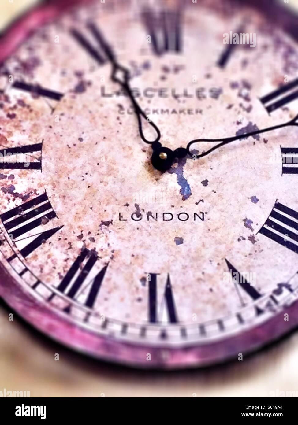 London Time - Stock Image