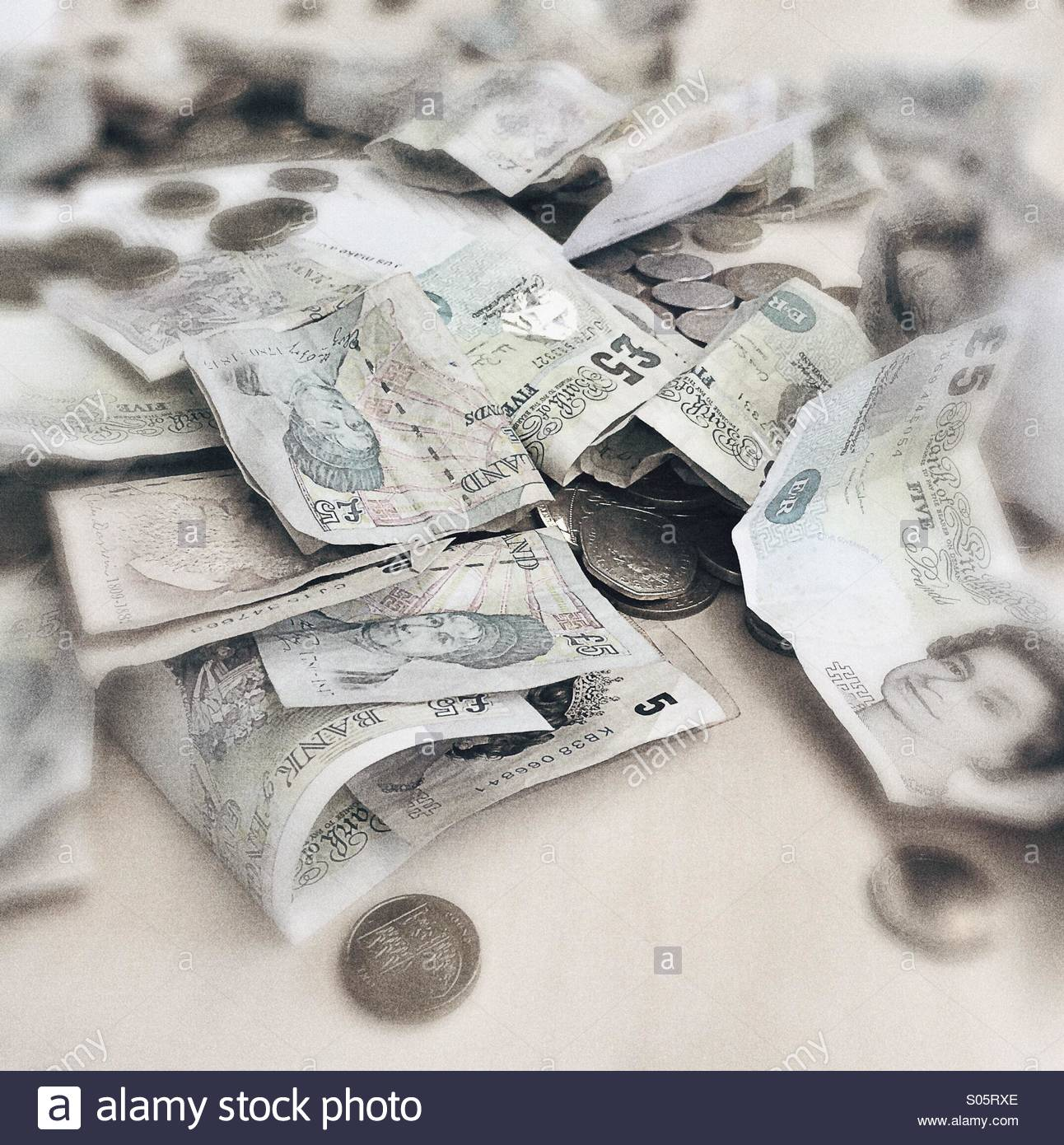 Money - Stock Image